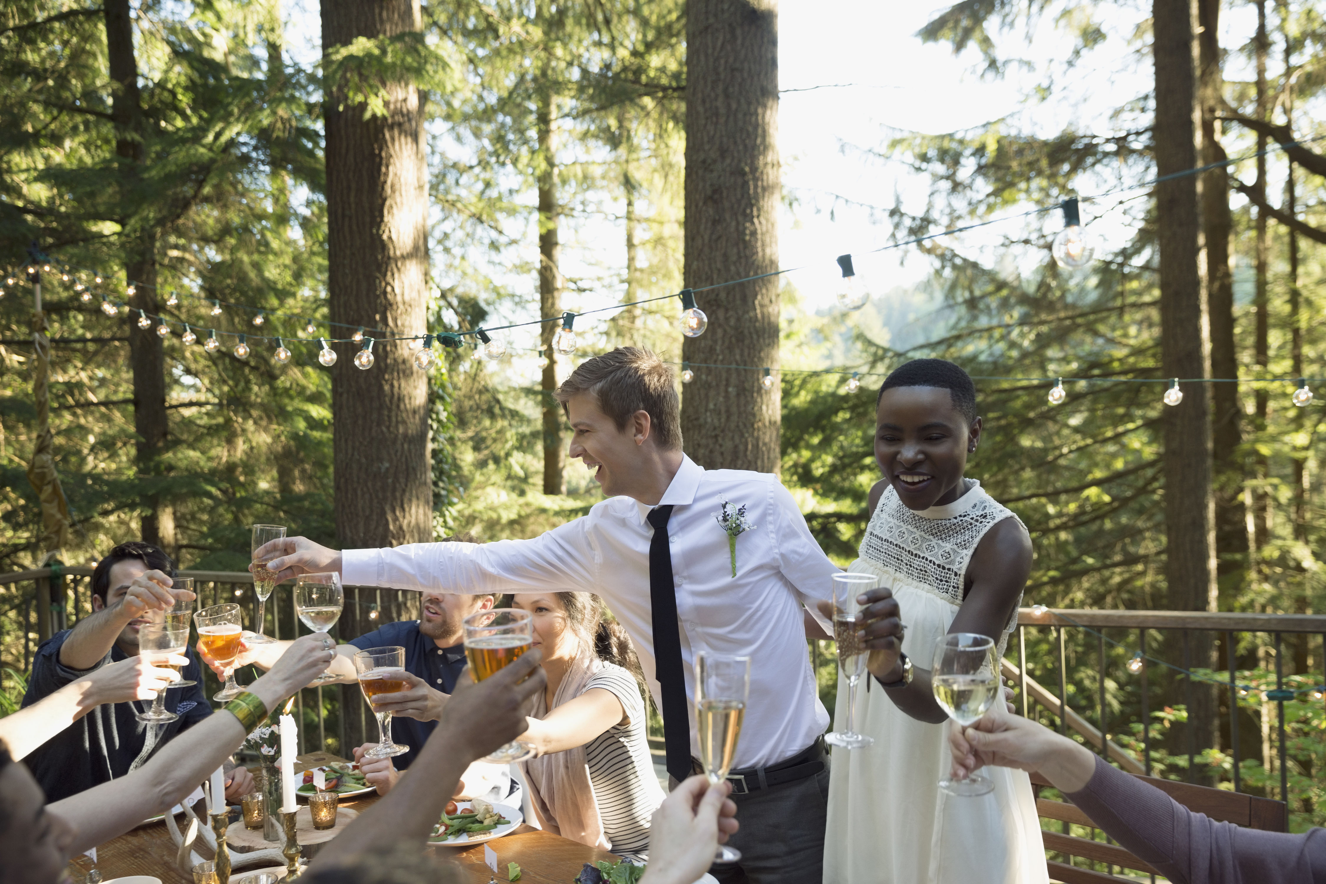 Weekday Weddings Are a Rising Trend — Here's Why