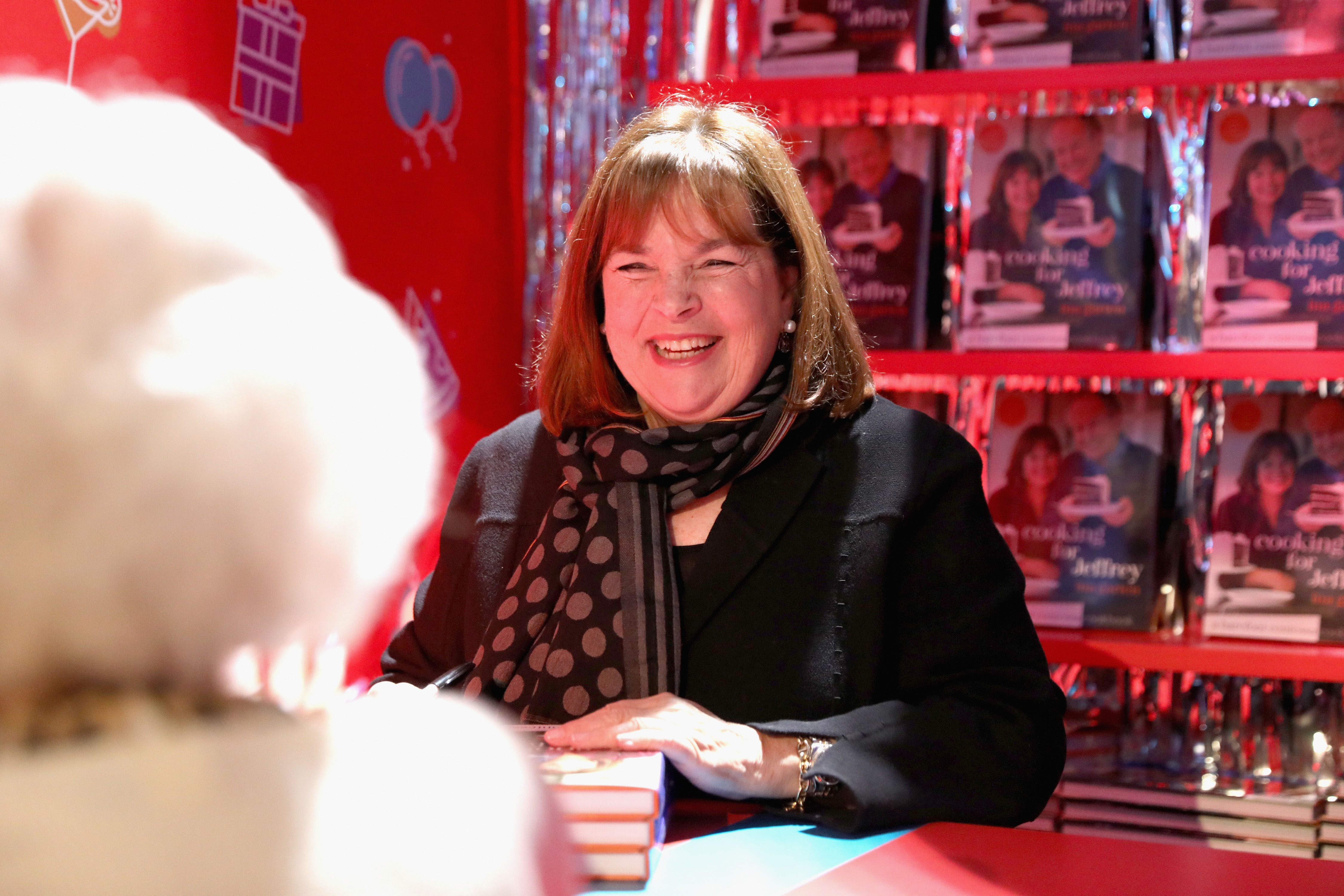 Watch Ina Garten Bake Cookies with Elmo from <i>Sesame Street</i>
