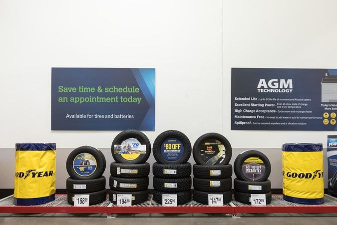 Sam's Club Is Slashing the Tire Shopping Experience Down to Five Minutes
