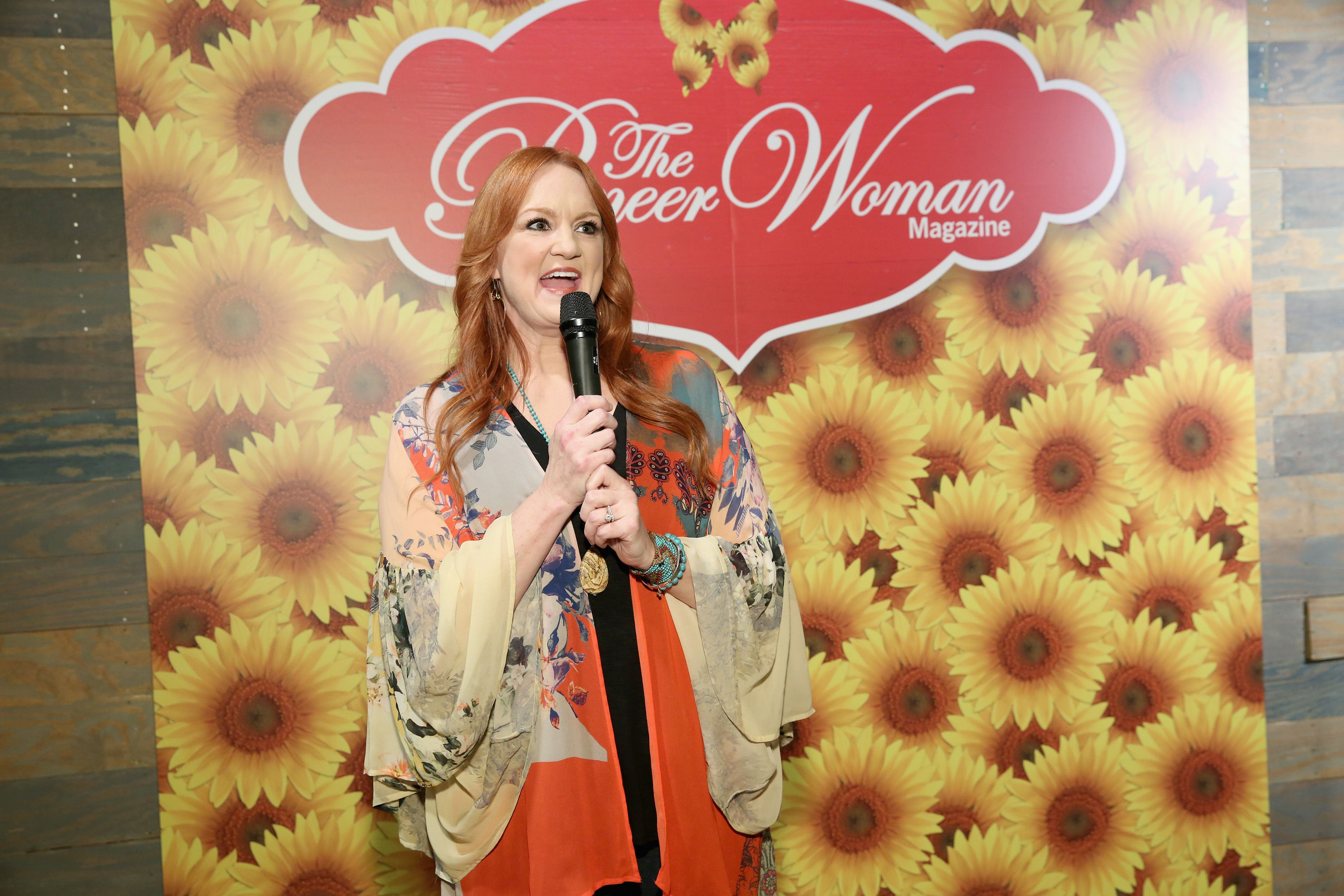 Ree Drummond Shares the Celebrity Chef She Wants to Cook with Most