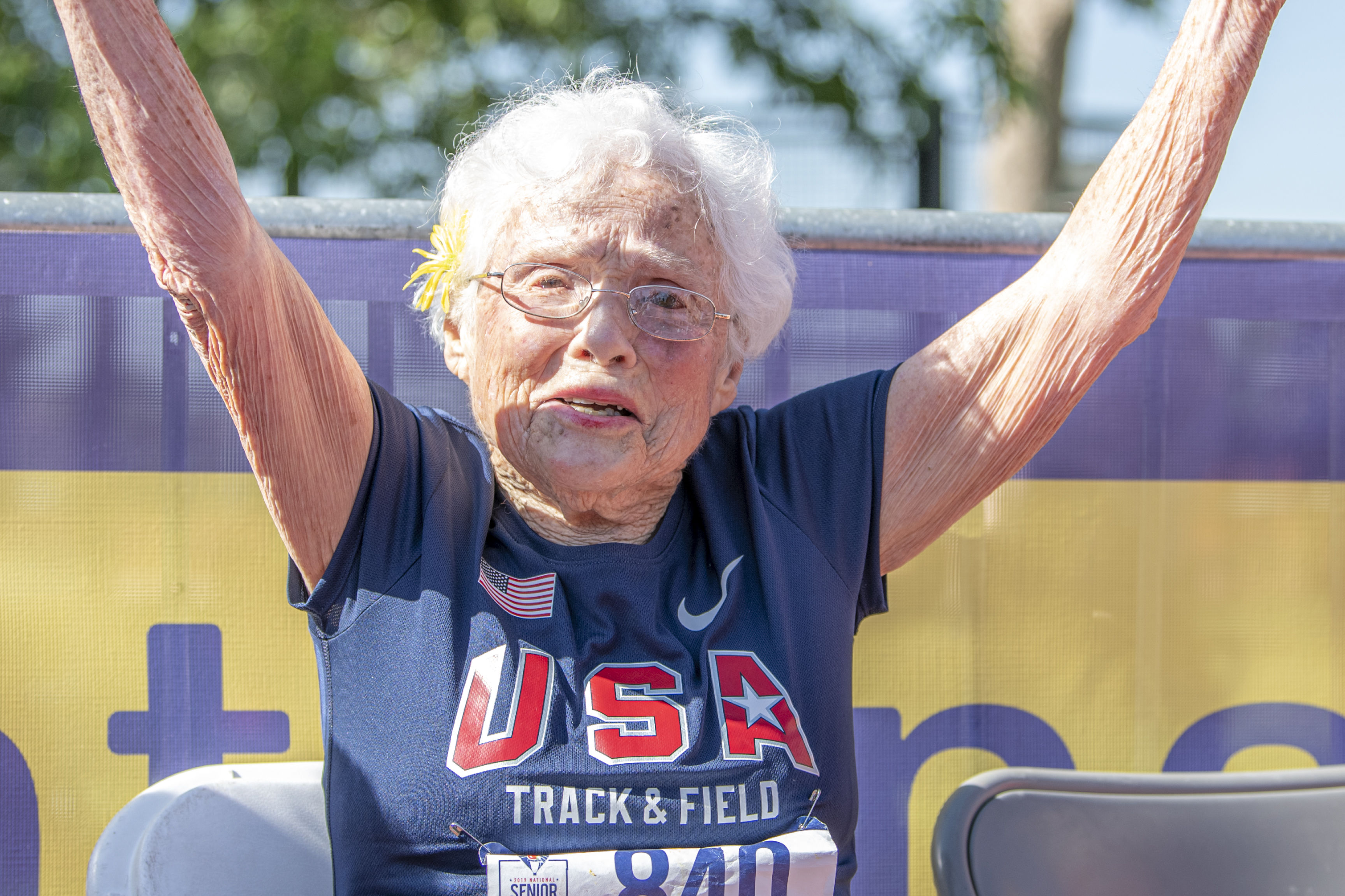 103-Year-Old Baton Rouge Resident Aces 2019 National Senior Games