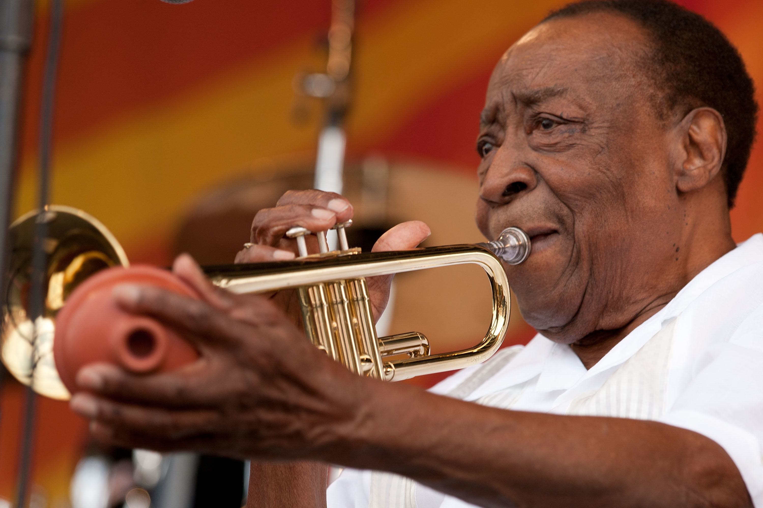 Legendary New Orleans Musician Dave Bartholomew Dies at 100