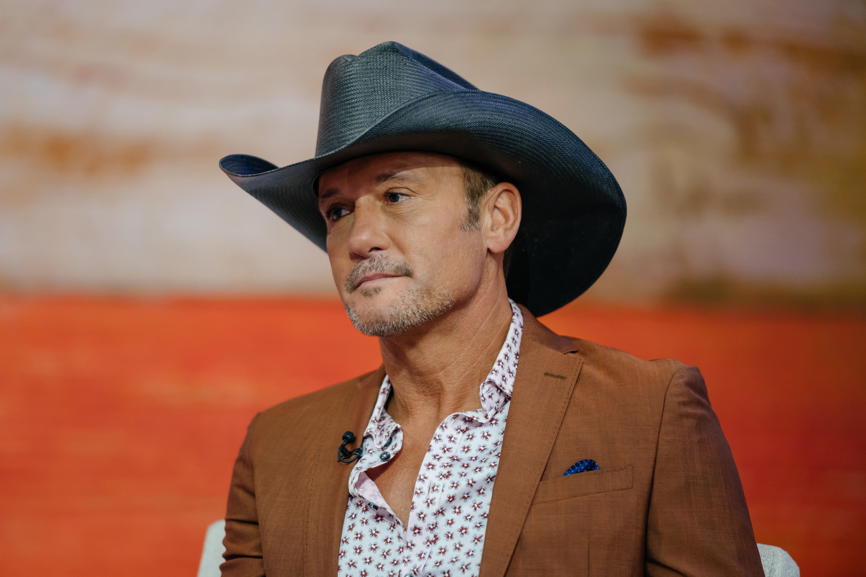 Tim McGraw Shares the Secret Behind His Creative Genius