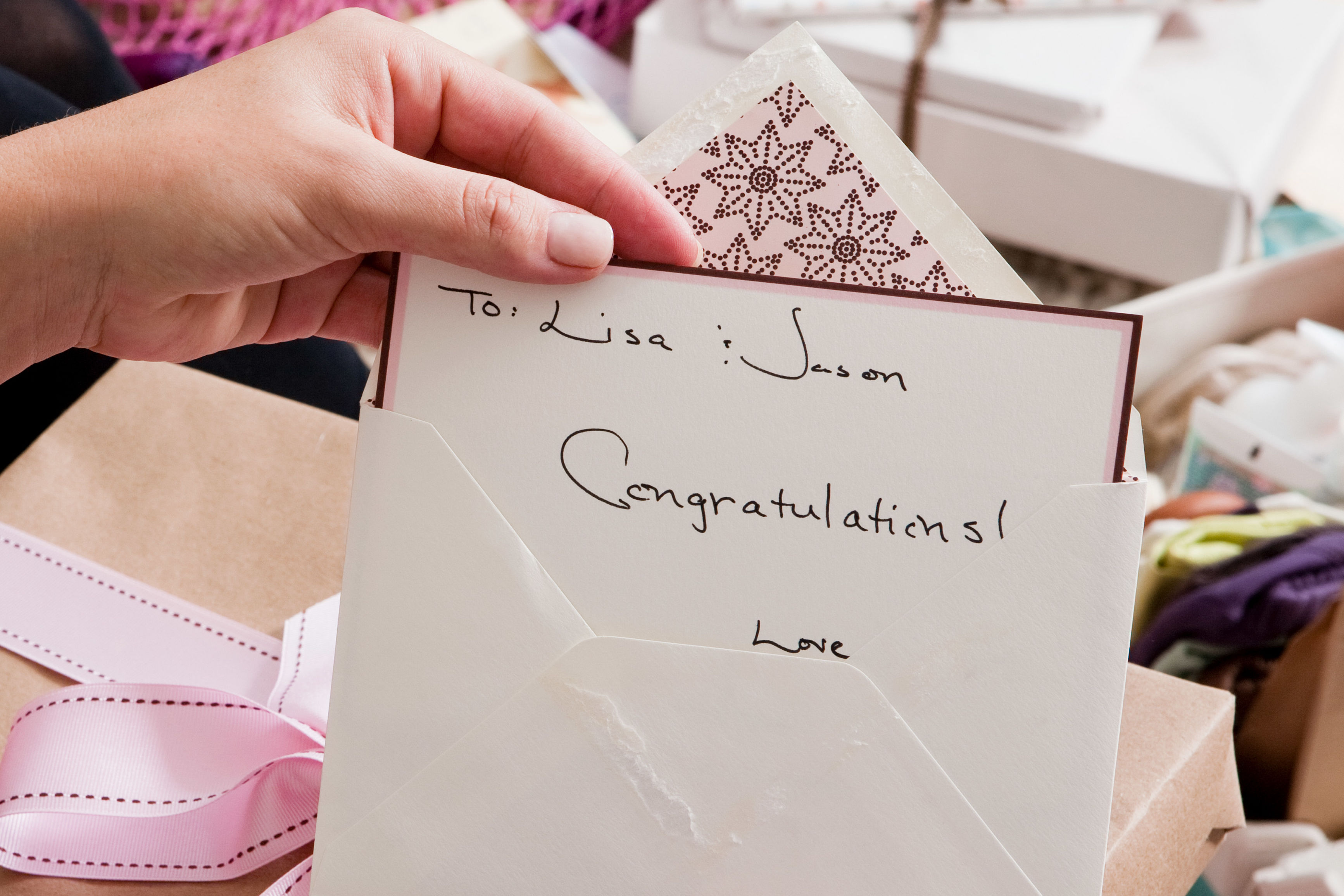 33 Things to Write in a Wedding Card If You're Not Sure What's Appropriate
