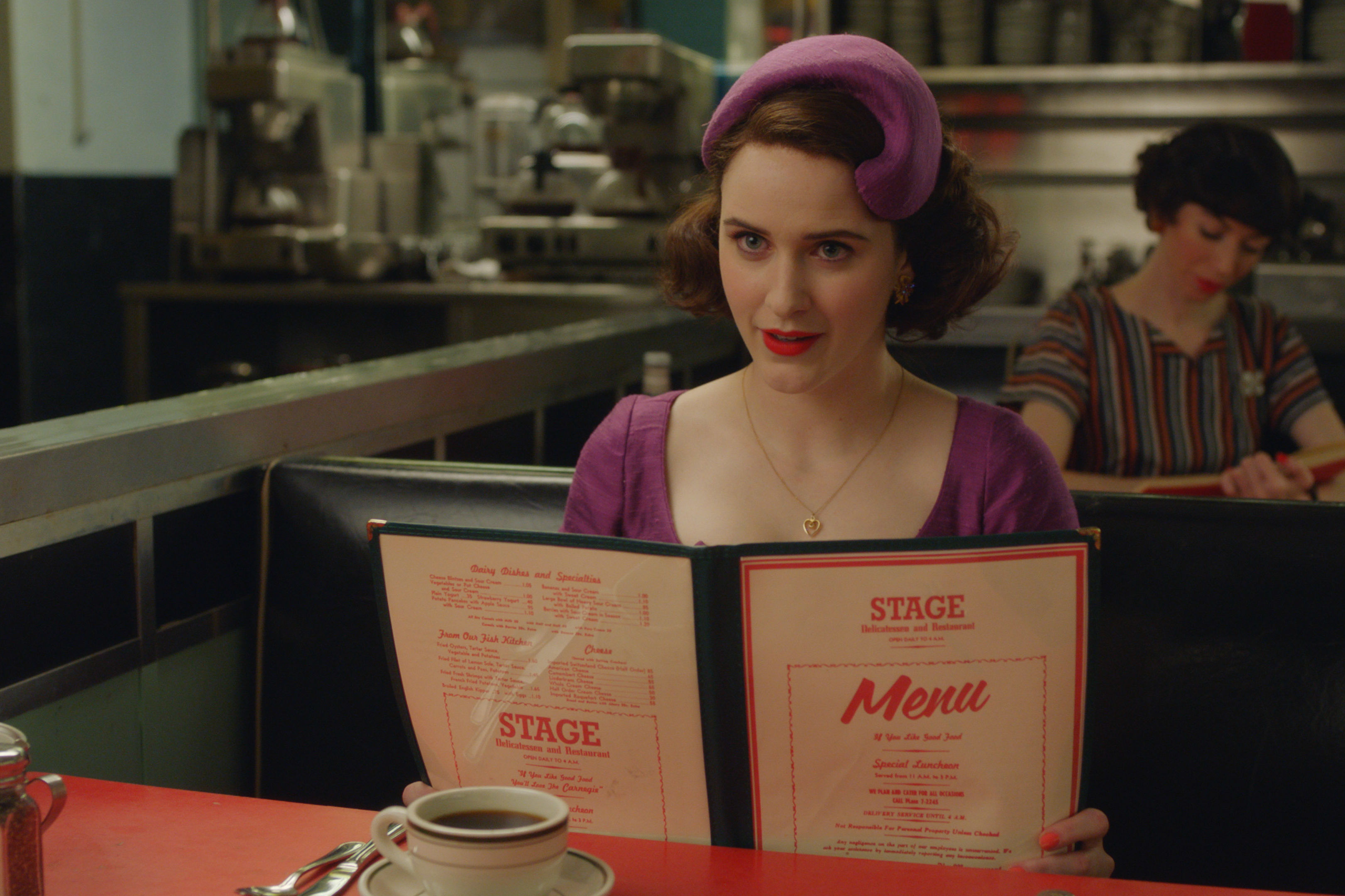 Here's Your First Look of Season 3 of <i>The Marvelous Mrs.Maisel</i>—Straight from Miami's Beaches