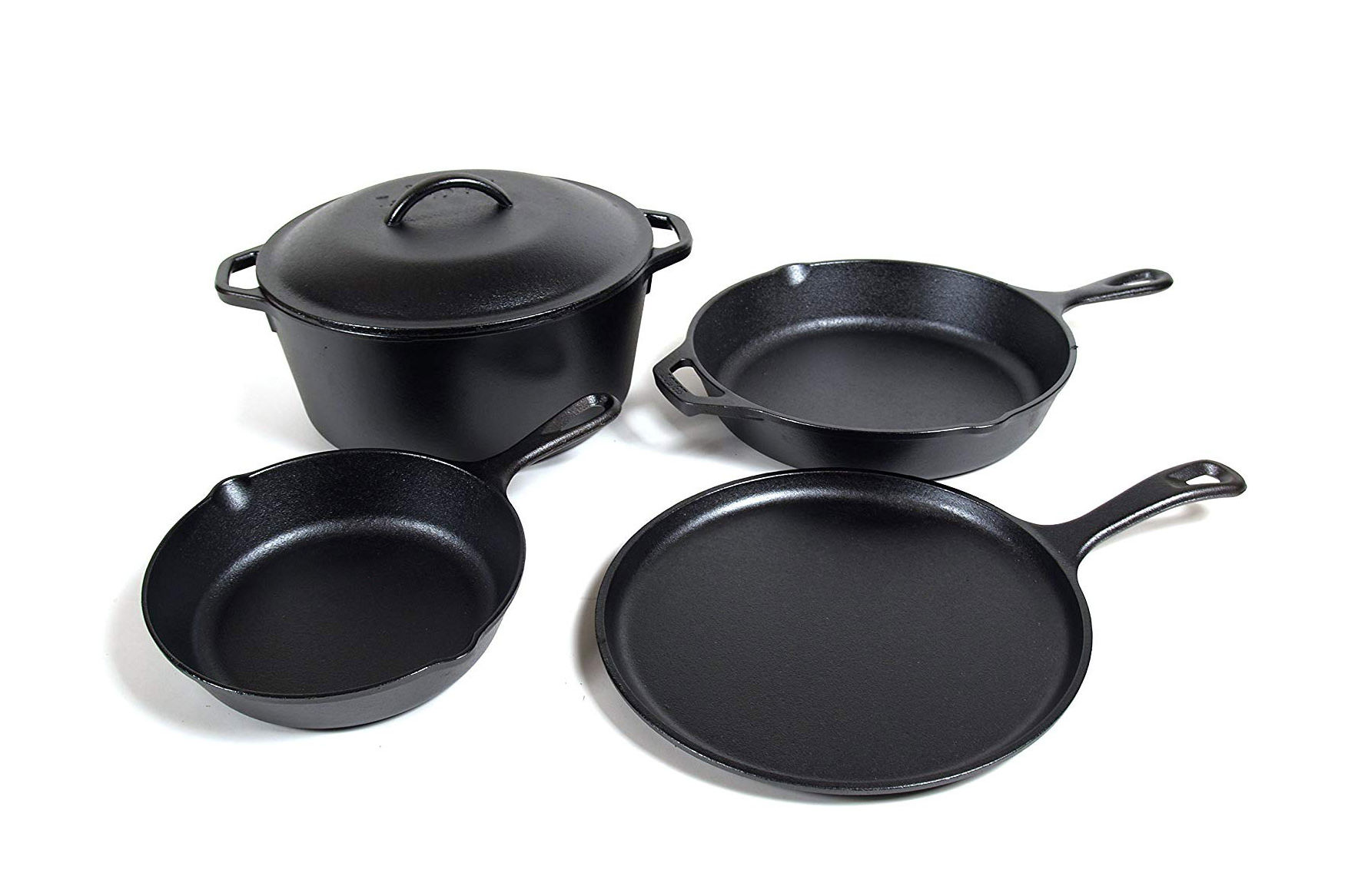Lodge's Best Cast Iron Cookware Set Is on Super Sale for Amazon Prime Day
