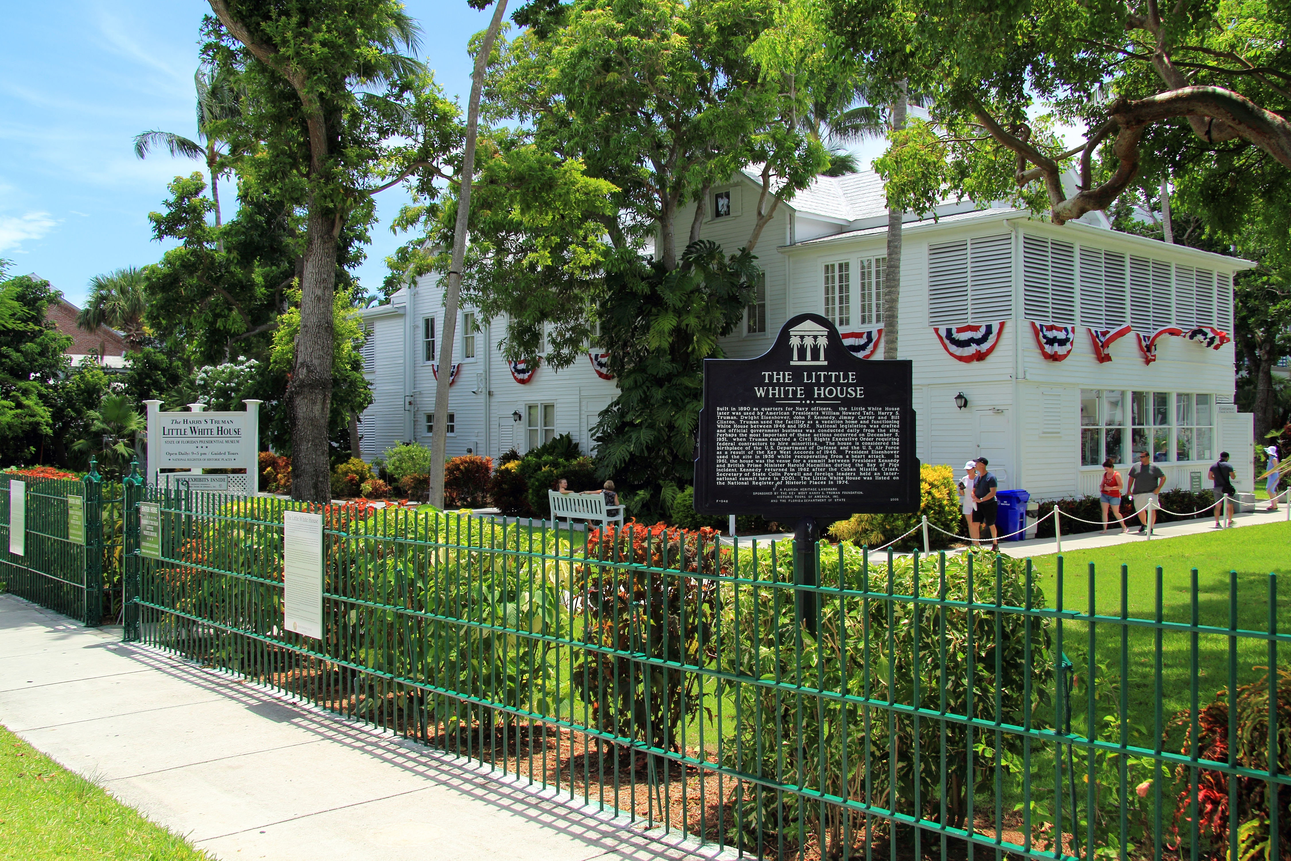 Why You Have to Visit The Little White House on Your Next Key West Trip