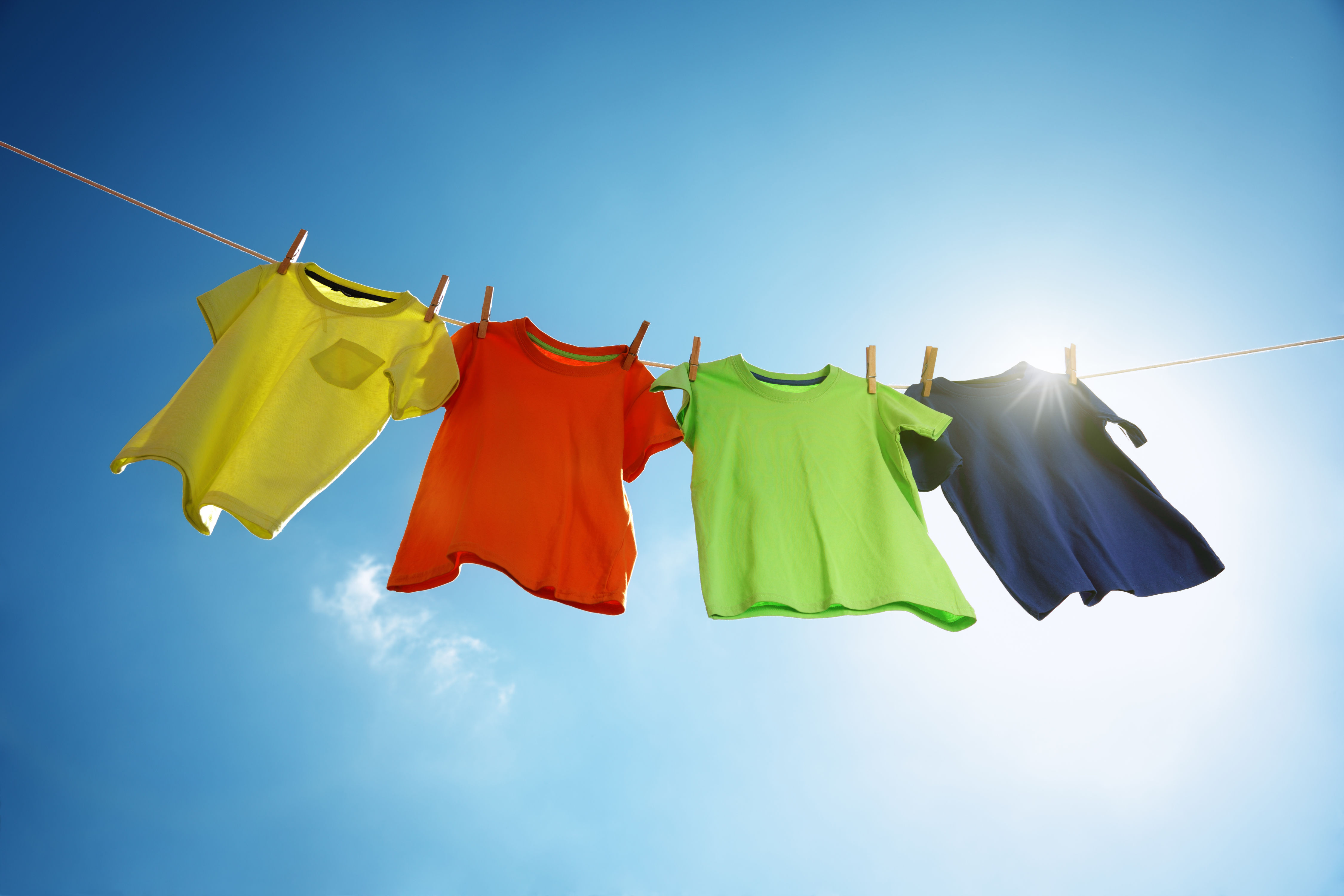 Here's Why You Should Air-Dry Your Clothing