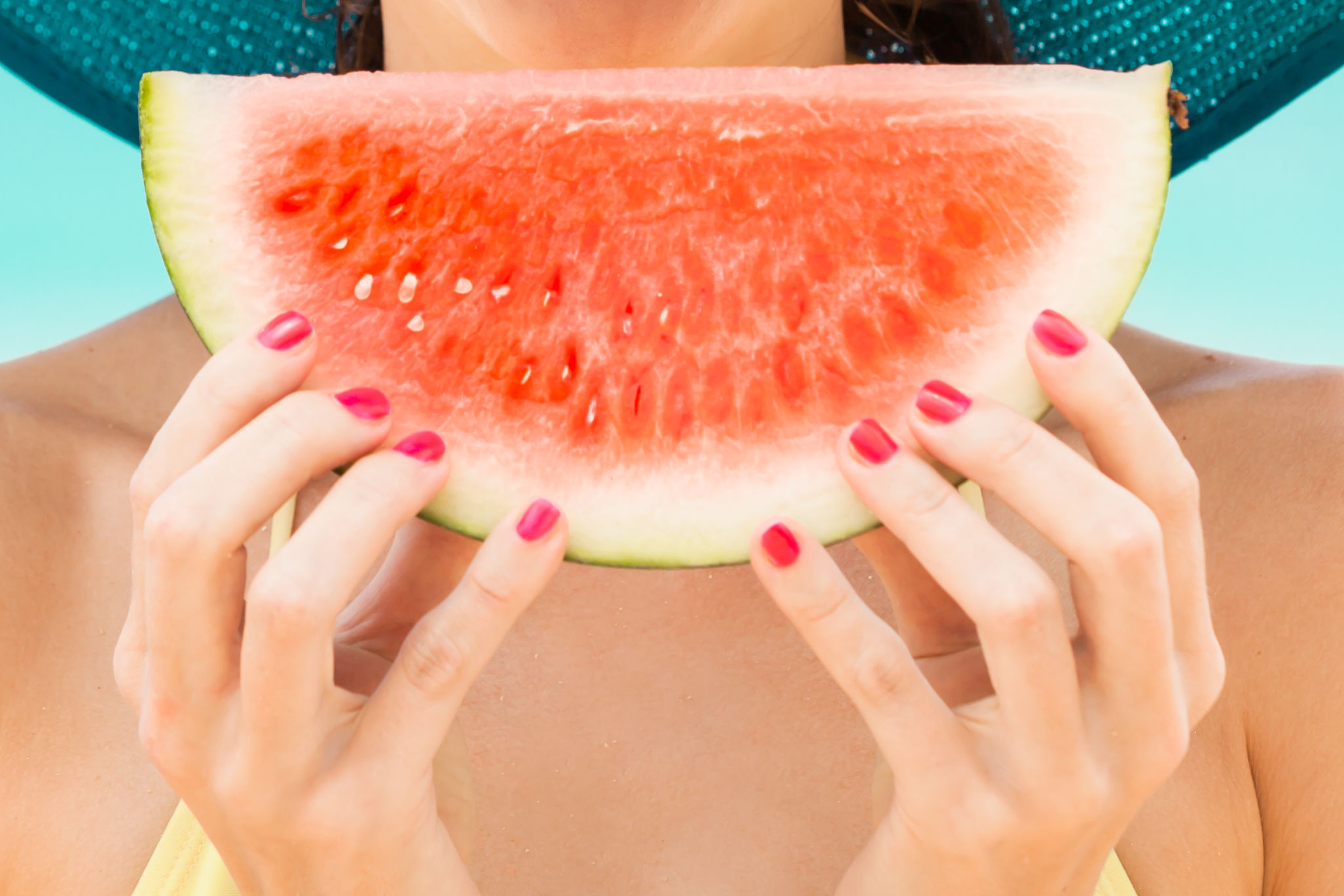 If You Only Try One Nail Color This Summer, Make It This Fruity Shade of Pink