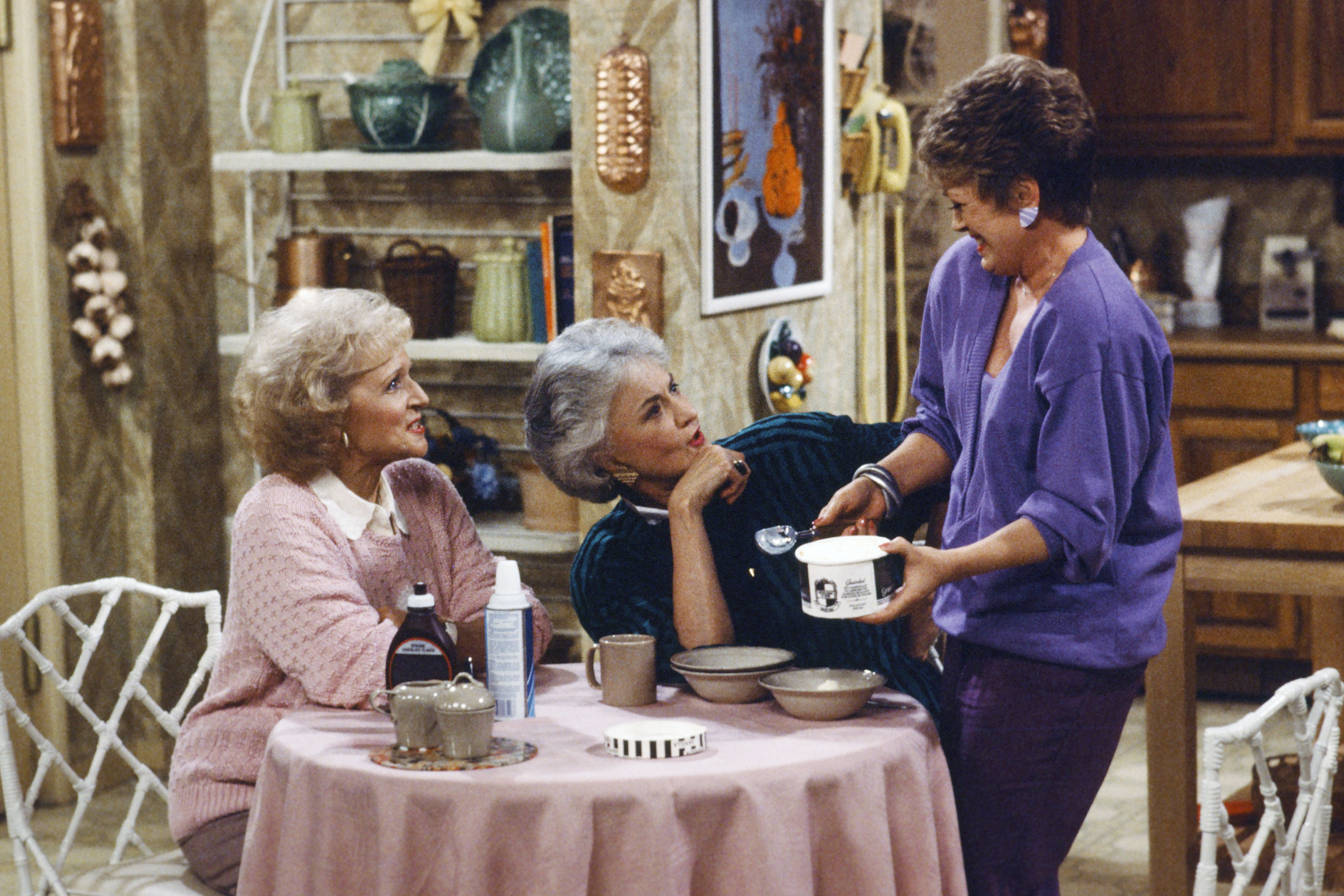 The Surprising Reason <i>The Golden Girls</i> Kitchen Table Only Has Three Chairs