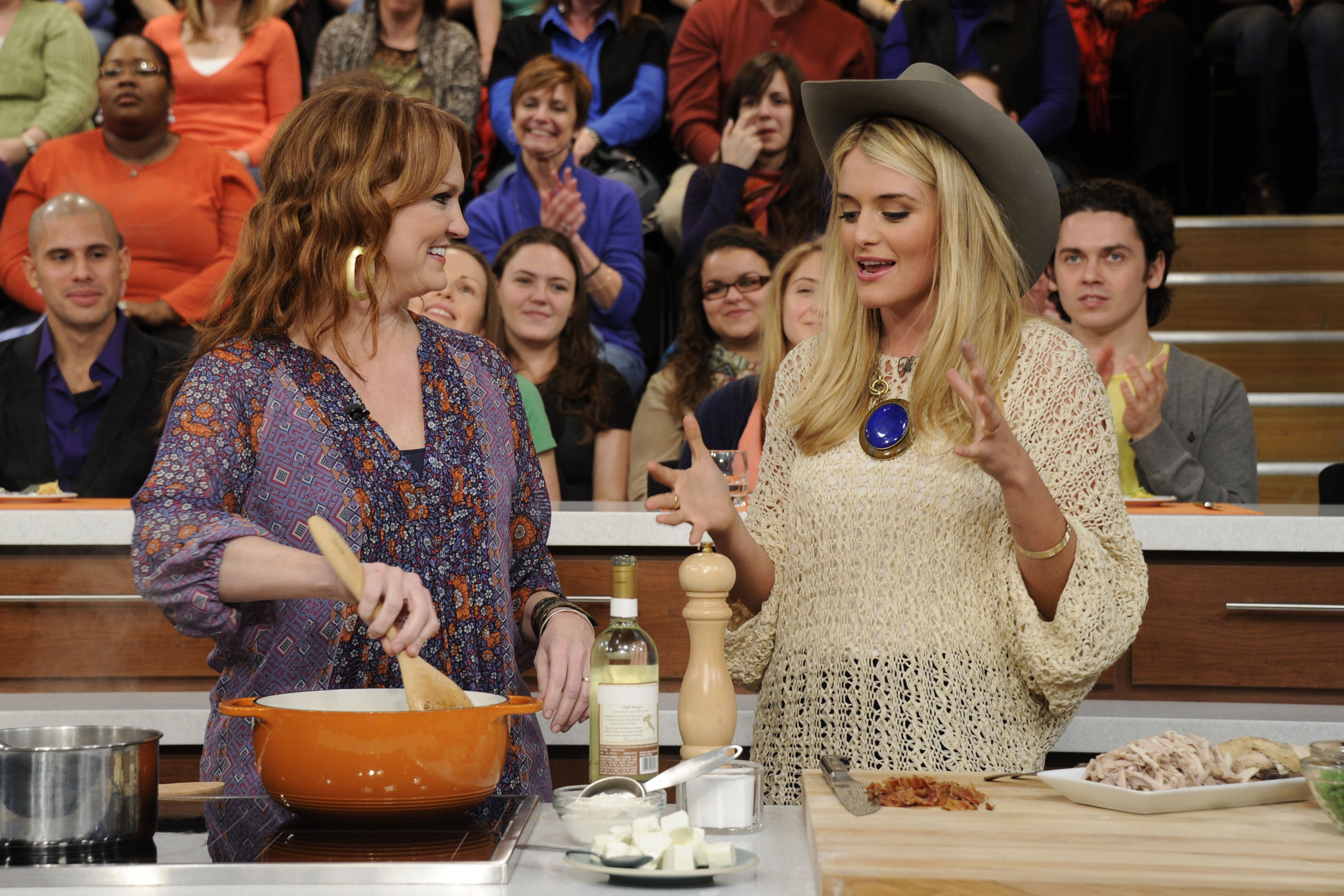 "Where Ree Drummond Buys Her Bold, Beautiful ""Blousy Tops"""