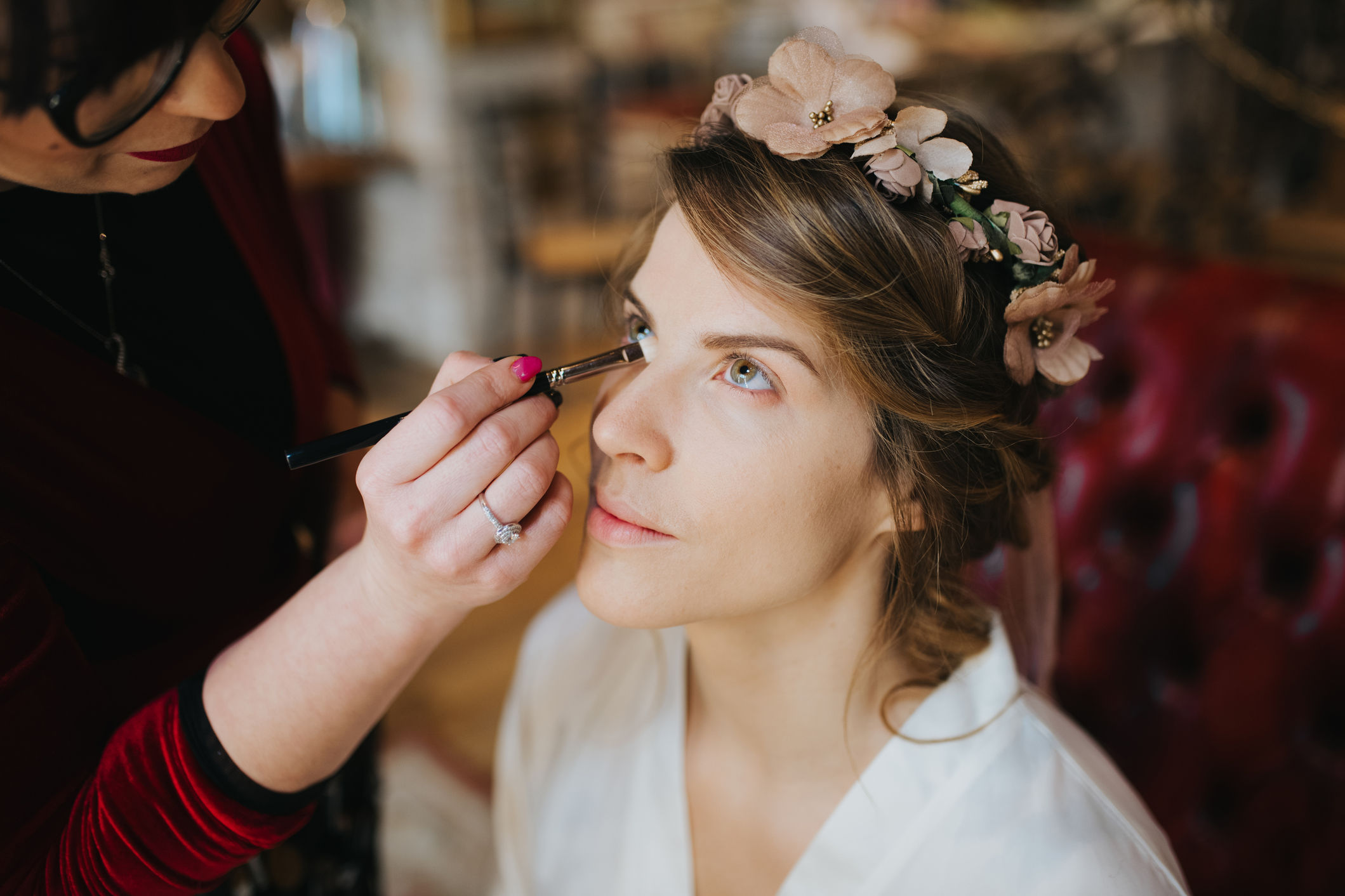 Watch Out: This One Makeup Mistake Will Ruin Your Wedding Photos