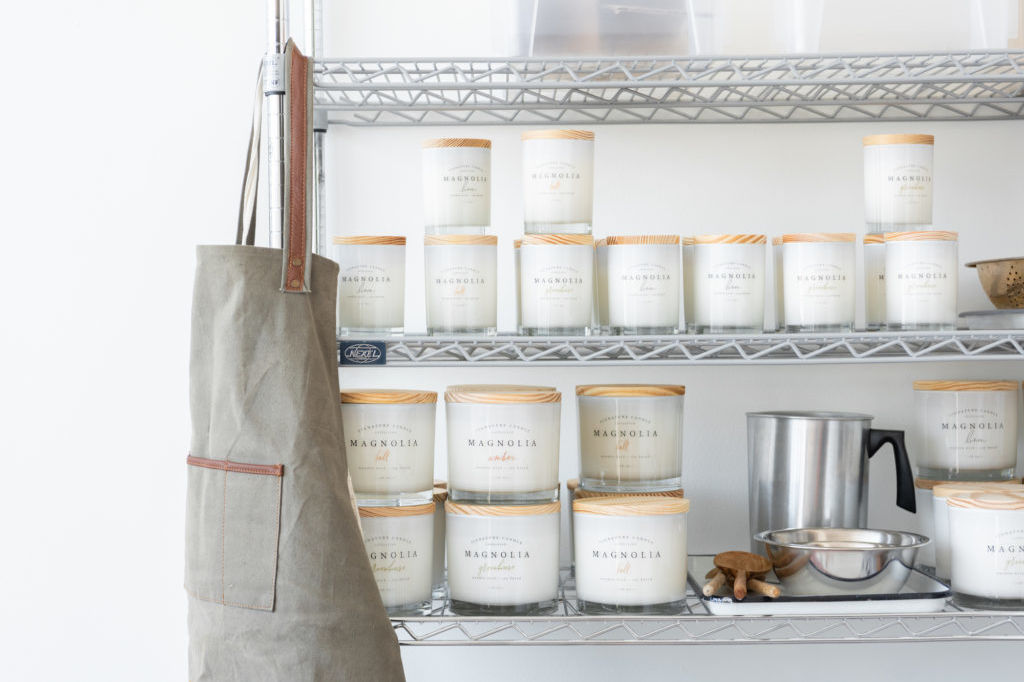 The Surprising Story Behind Joanna Gaines' Wildly Popular Magnolia Candles