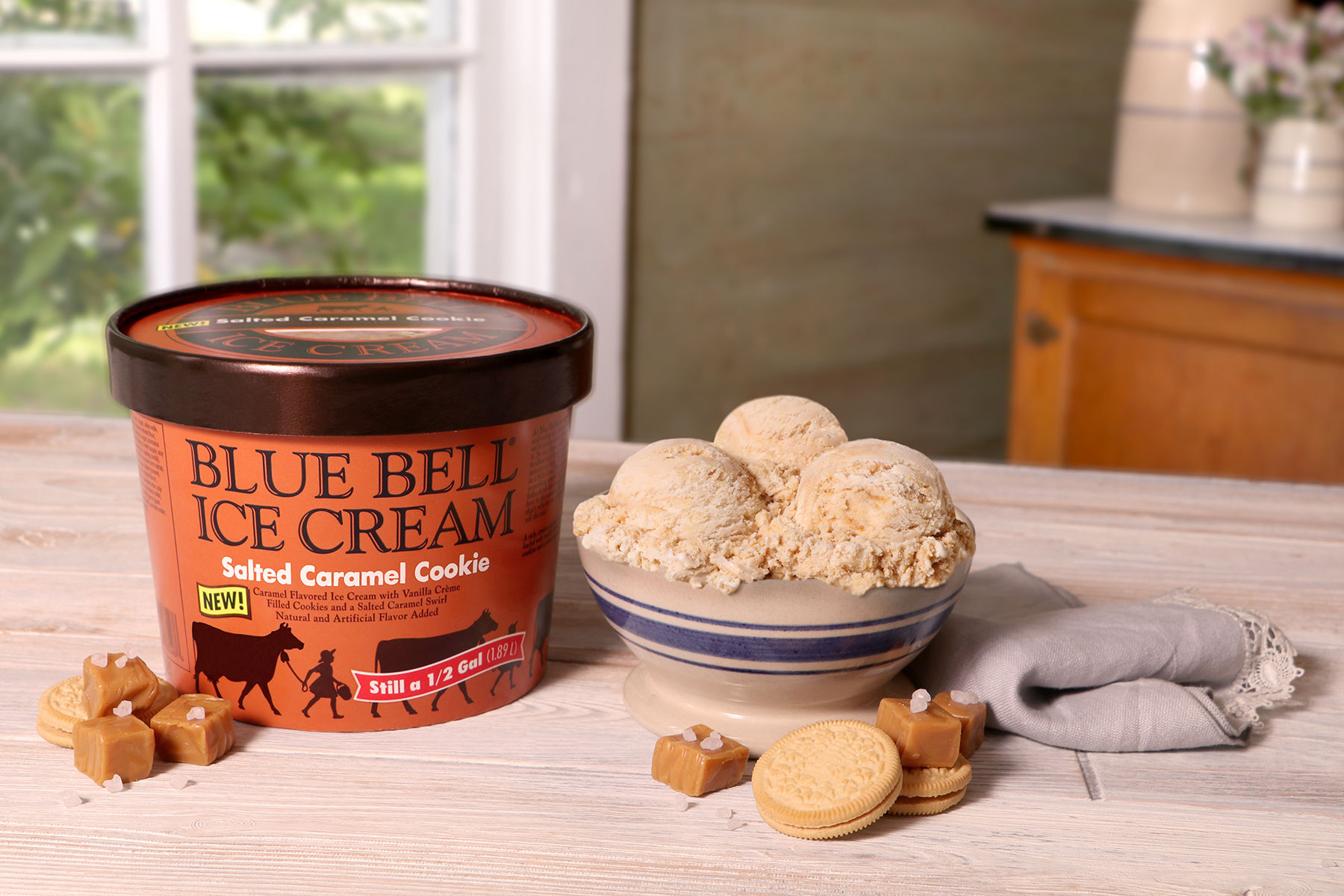 Blue Bell's New Flavor Is Salty-Sweet Southern Perfection