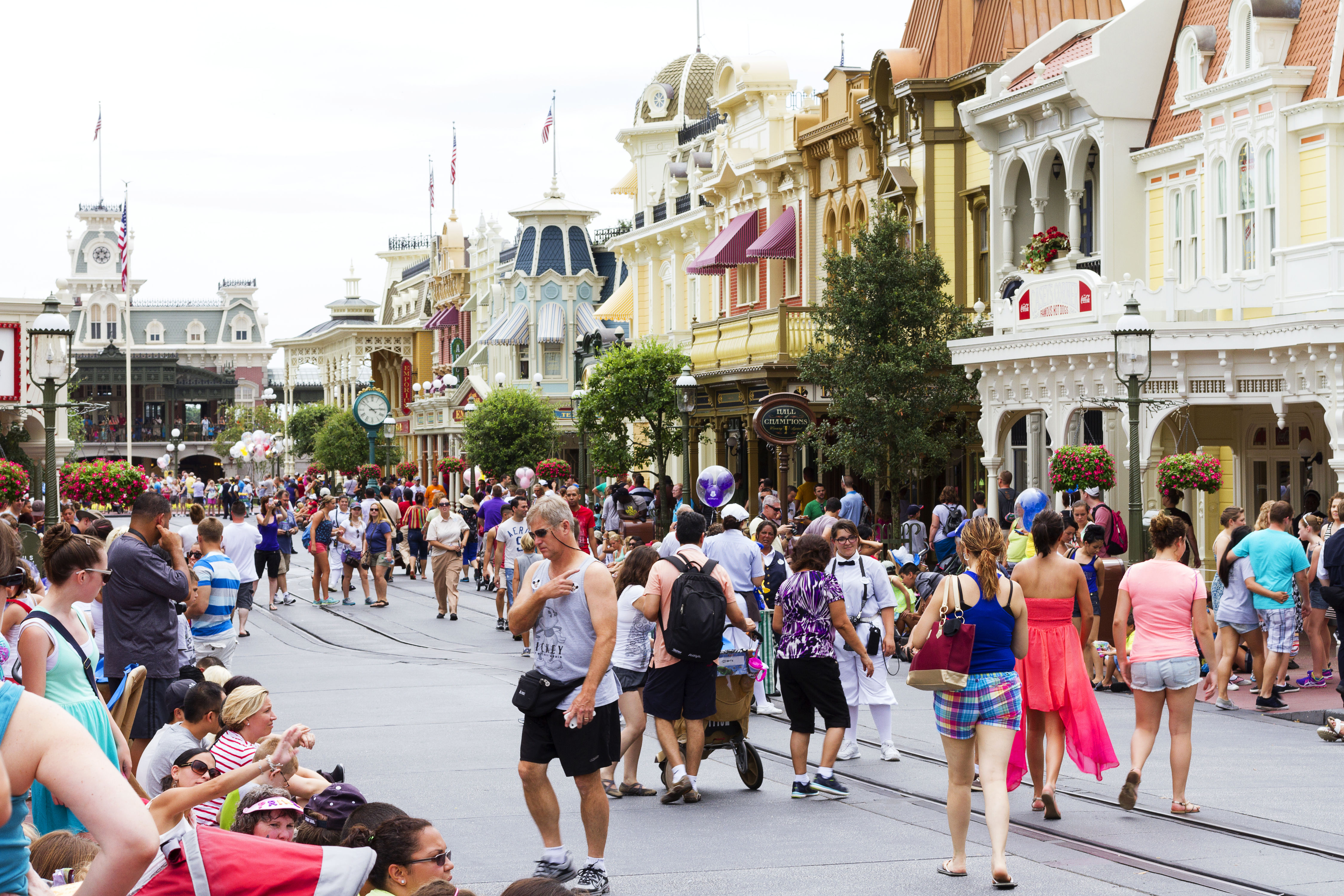 The Surprising Theory Why Disney Parks Don't Sell Gum