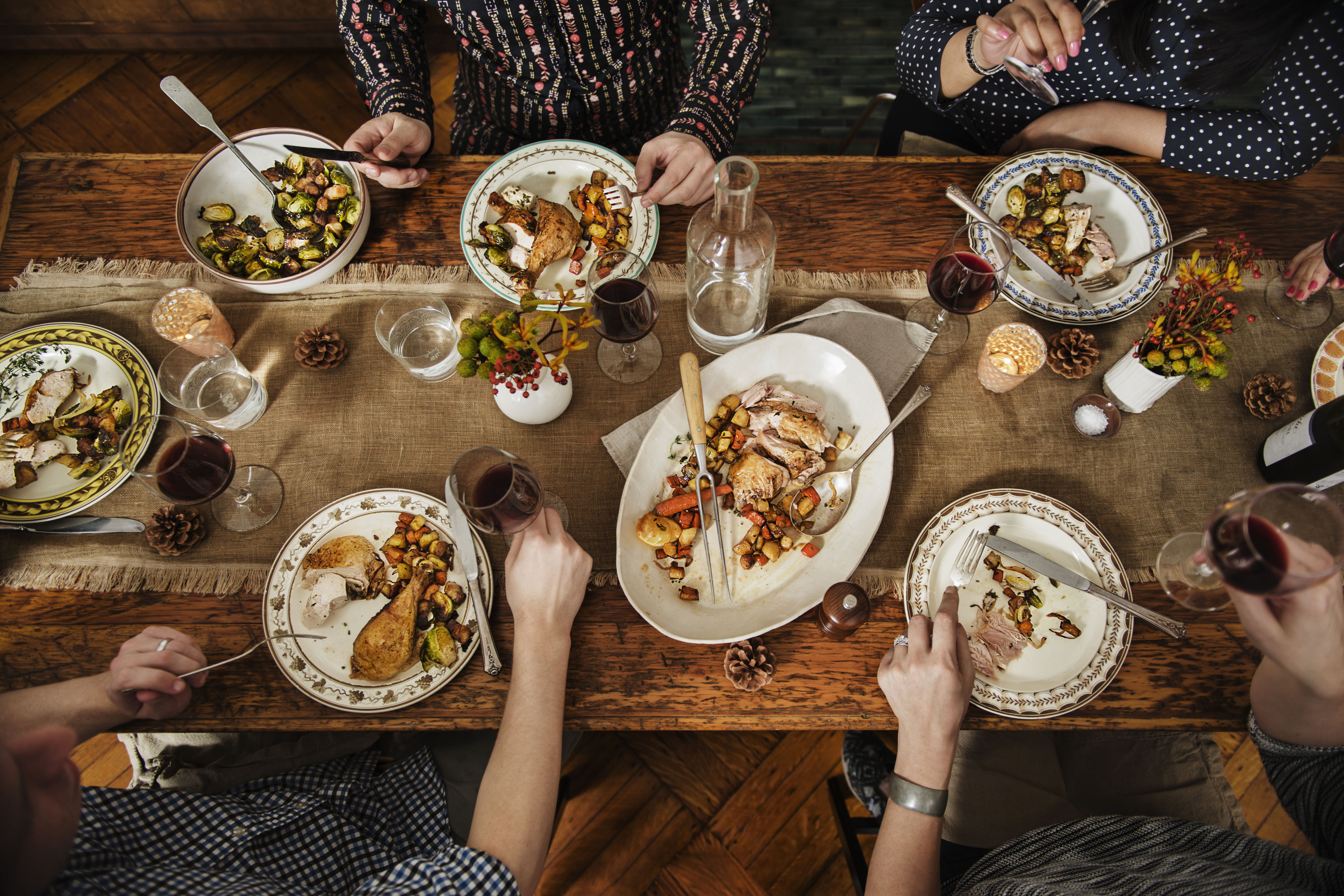 19 Thanksgiving Poems To Share Around The Table