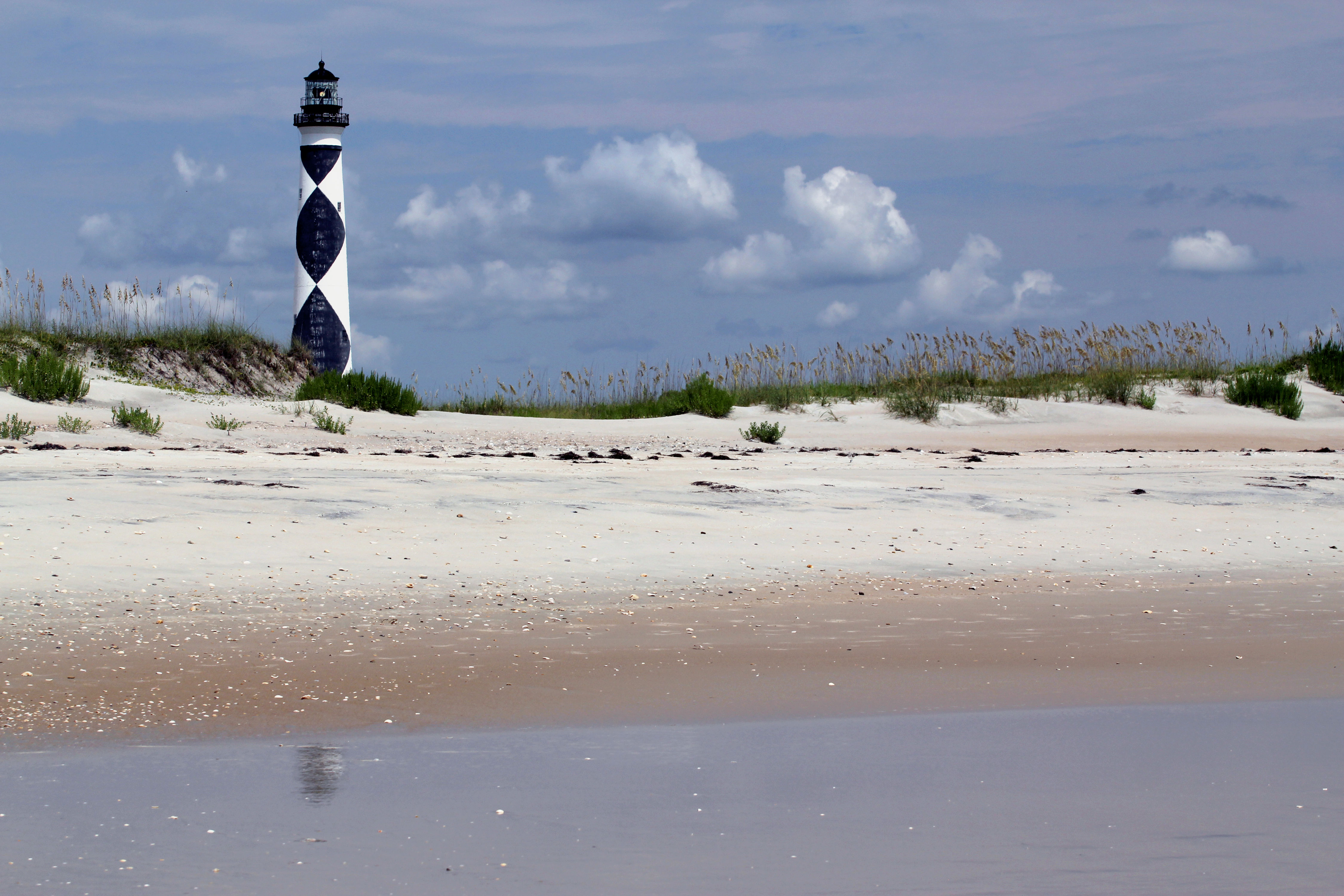 Officials Say Hurricane Dorian Has Changed the Shape of Cape Lookout National Seashore