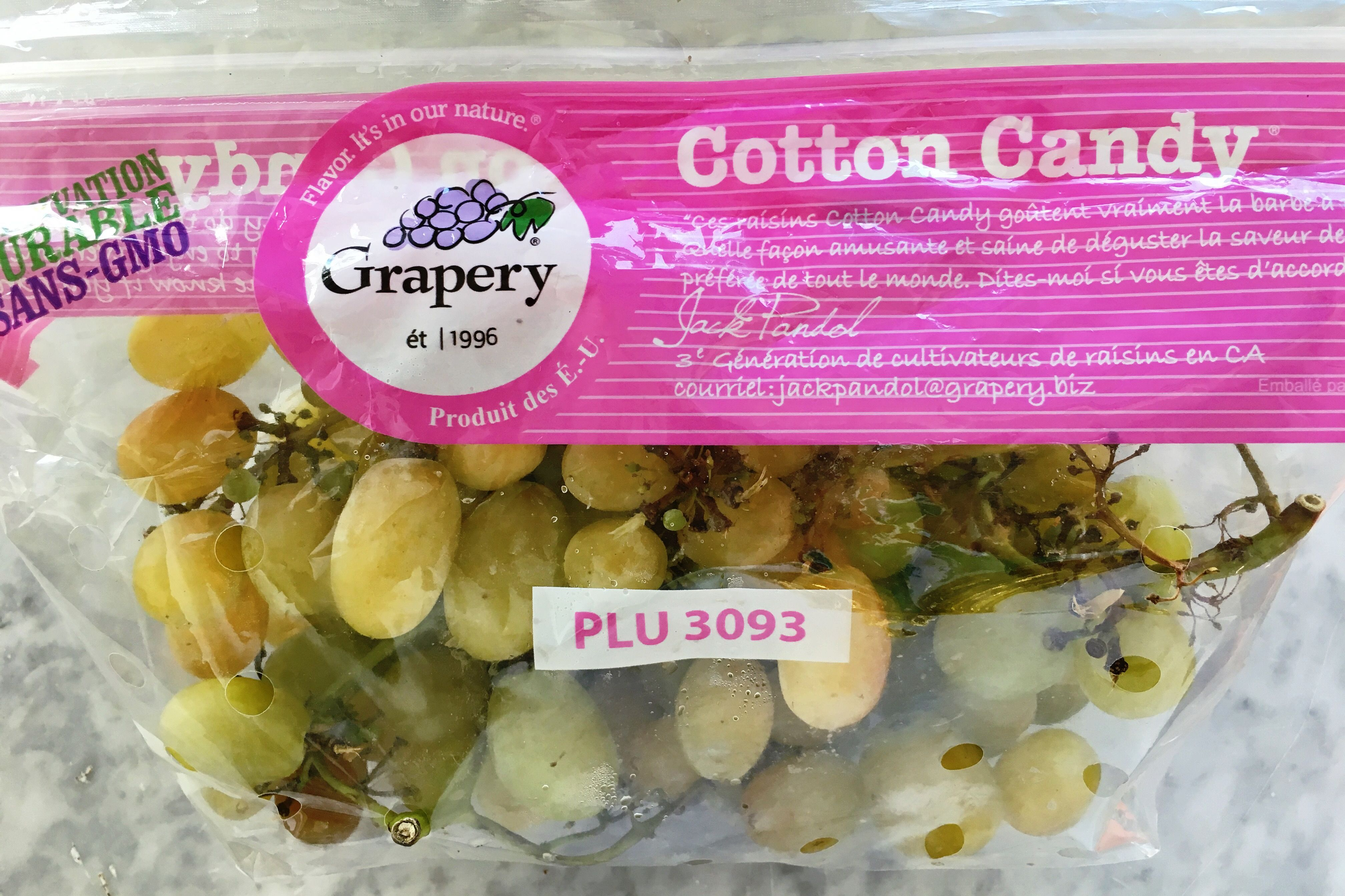 Costco Brings Back Magical Cotton Candy Grapes Just in Time for Summer