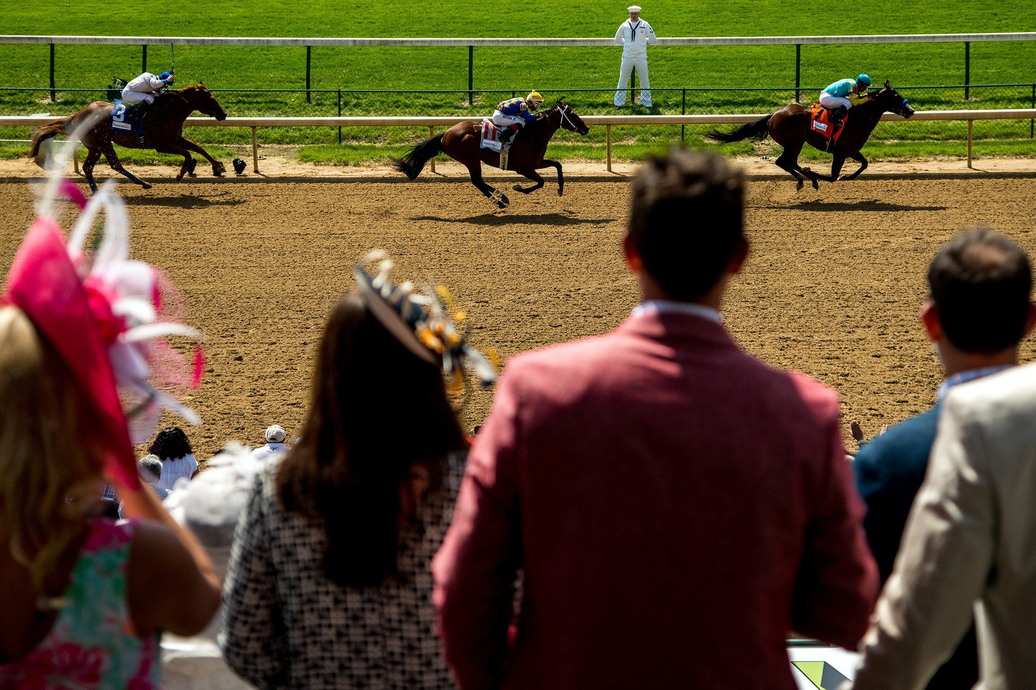This Is the 2018 Kentucky Derby Menu
