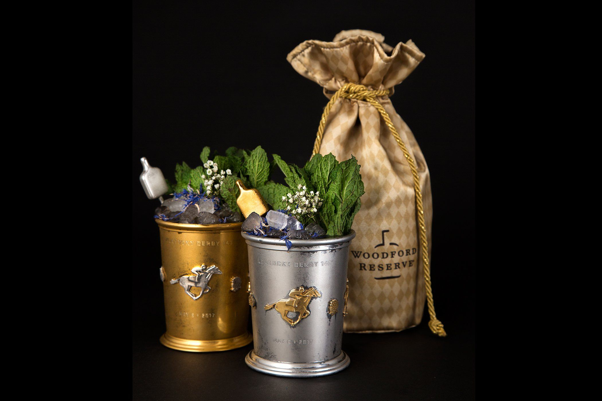 You Can Buy a $2,500 Mint Julep Served in a Gold Cup at This Weekend's Kentucky Derby