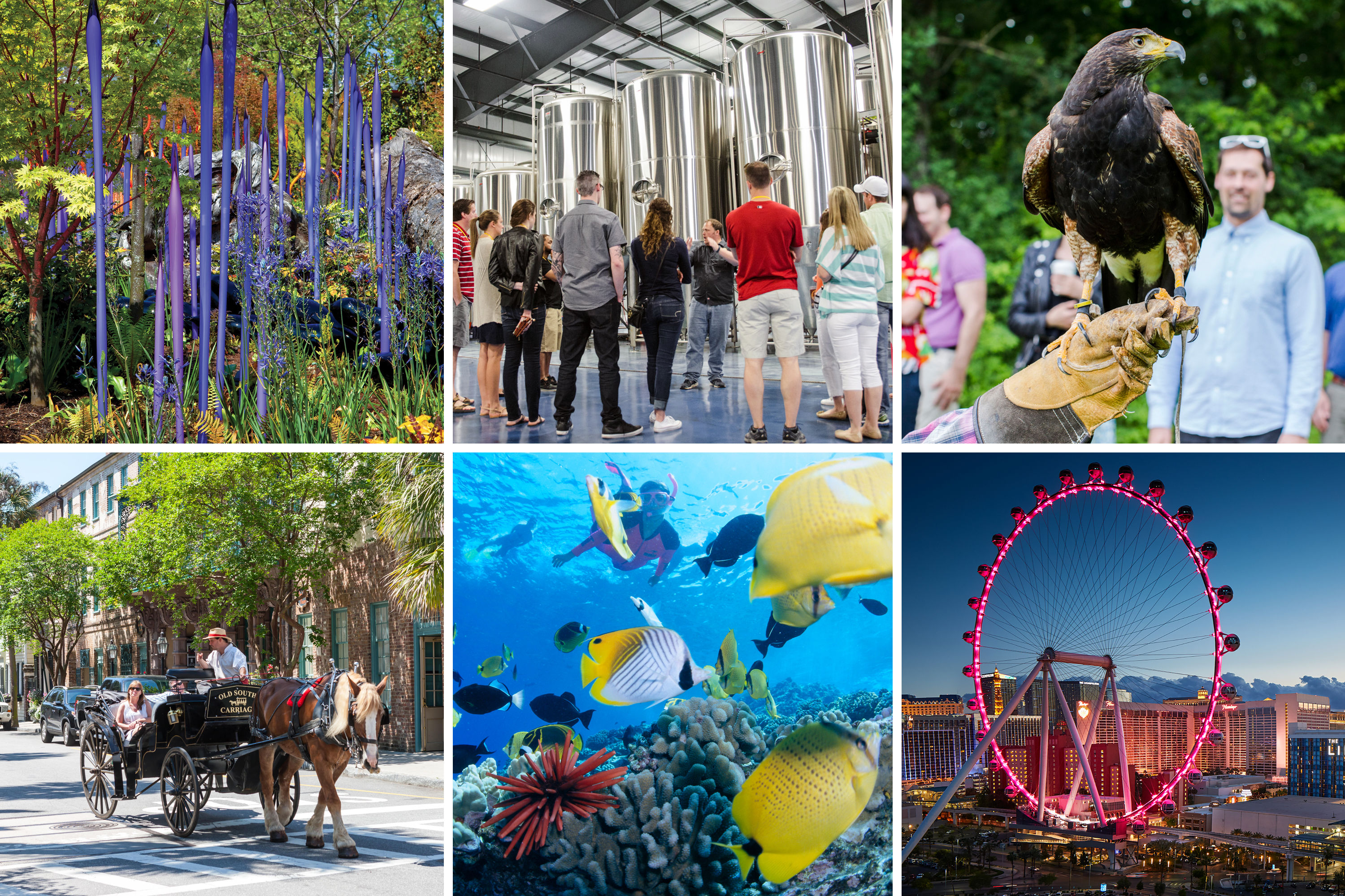 This Is the Most Popular Tourist Attraction in Every State