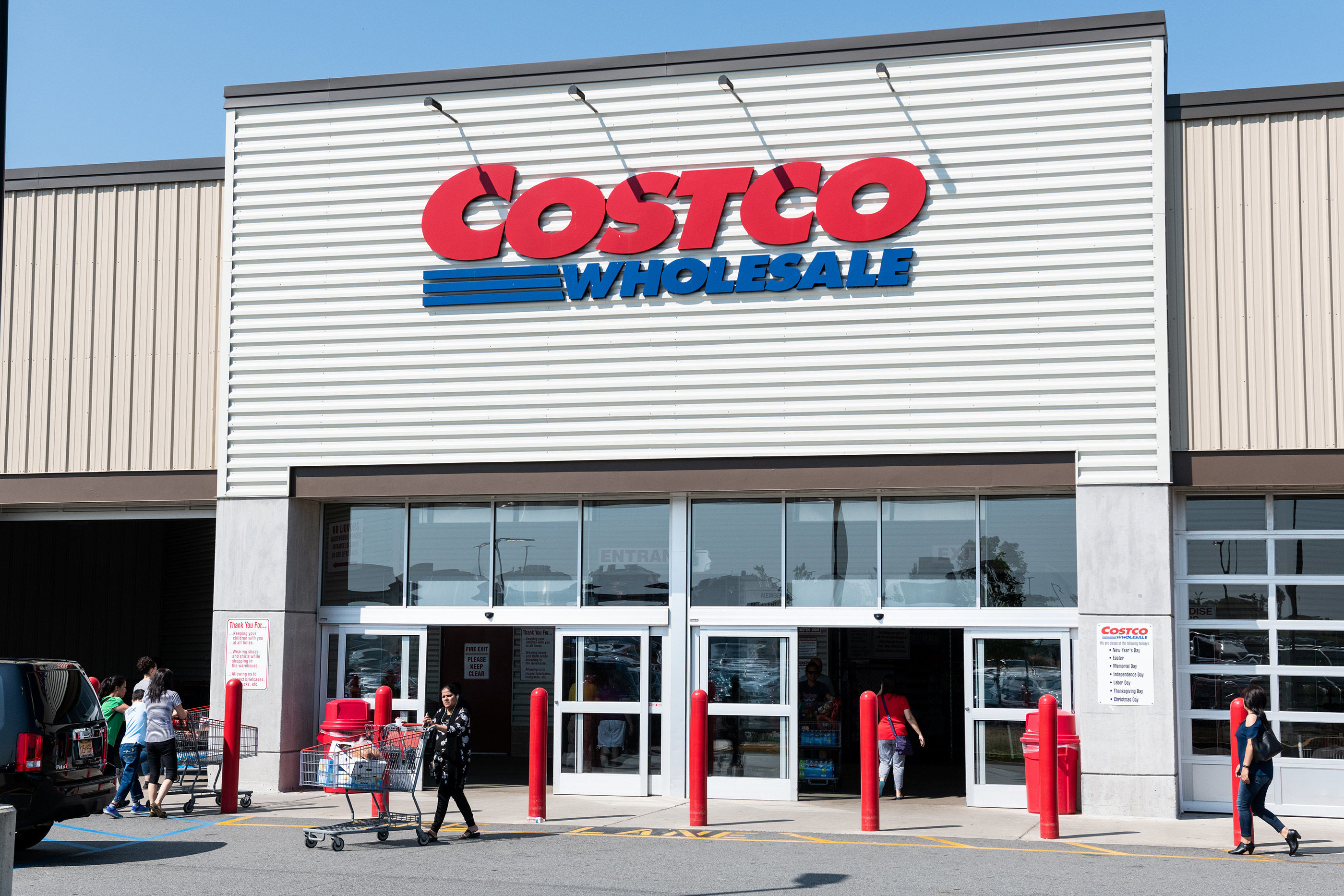 Here's a Genius Way to Buy Costco Items Without Being a Member