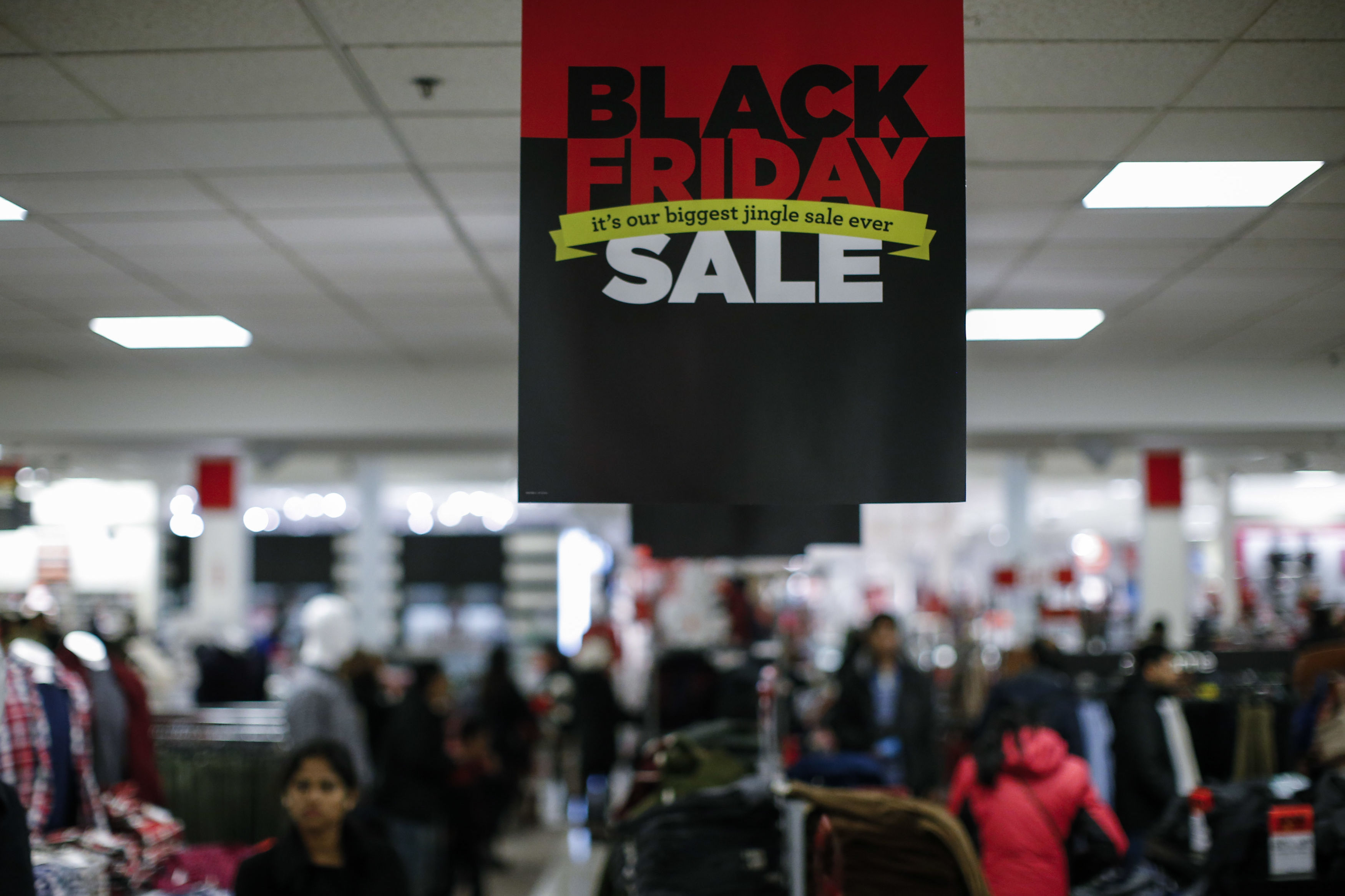 Why Is the Day After Thanksgiving Called 'Black Friday'?