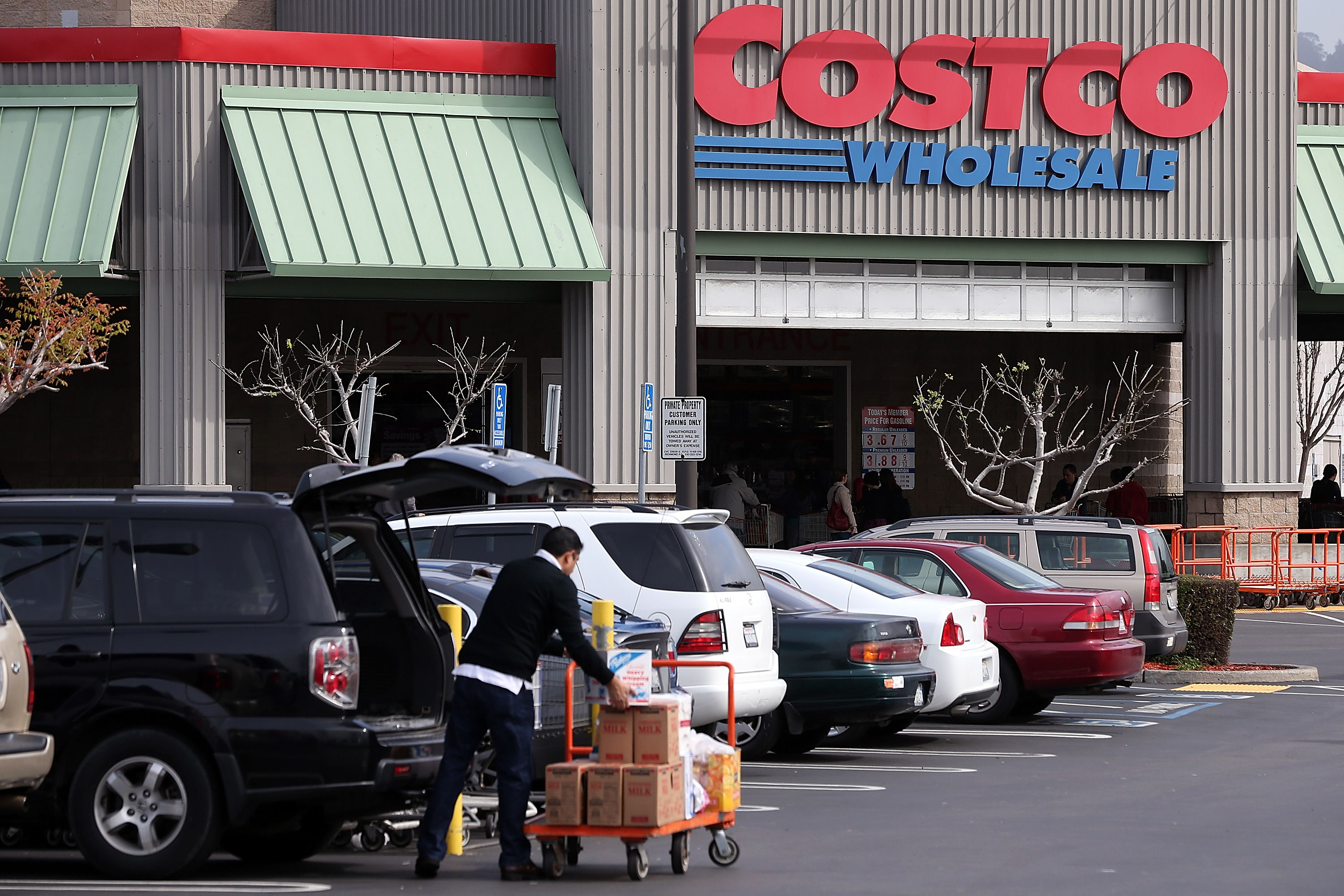 Costco Is Hiking Its Membership Fees