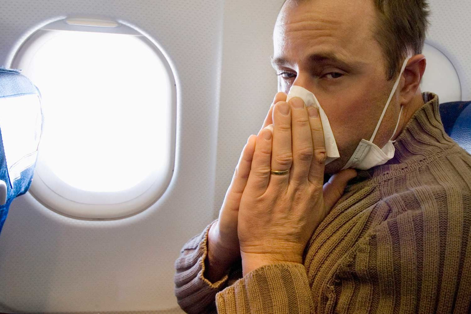 How Quickly Can You Really Catch an Illness on an Airplane—and How Much Should You Worry?