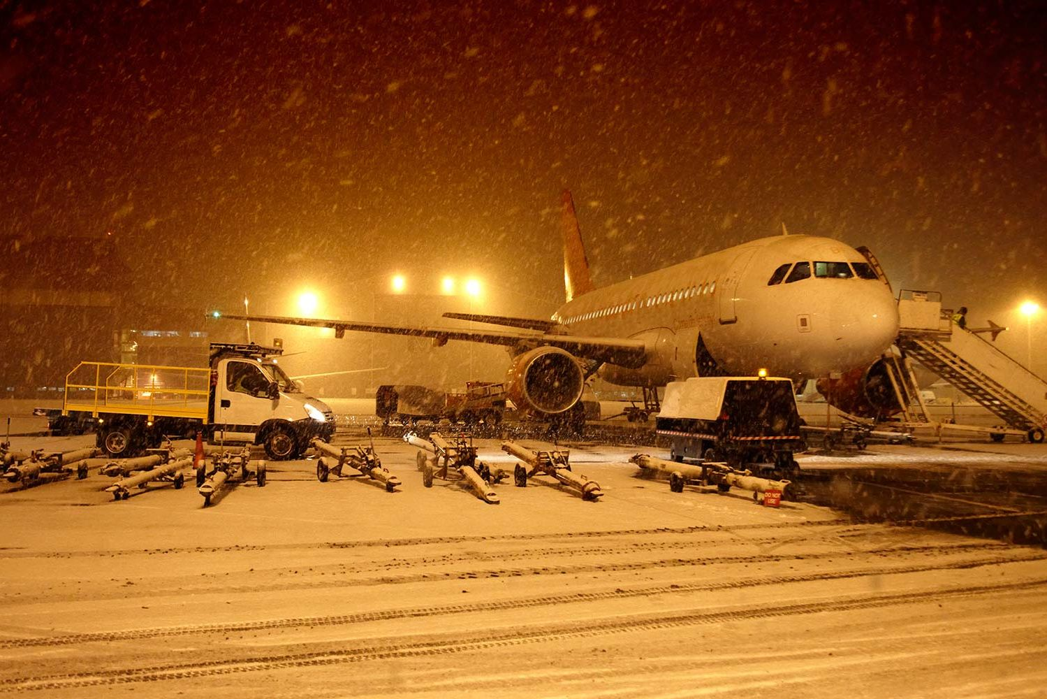 How Cold Does It Have to Be to Keep a Plane From Flying?