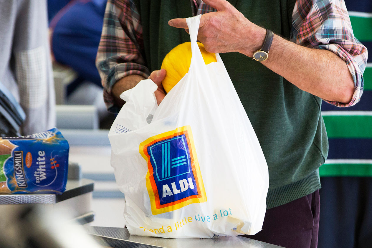 Aldi Wants to Become America's Third Largest Grocery Chain
