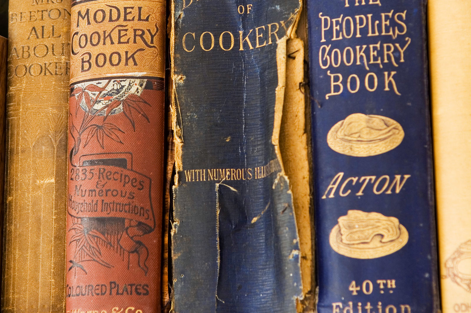These Cookbooks Are Worth Collecting