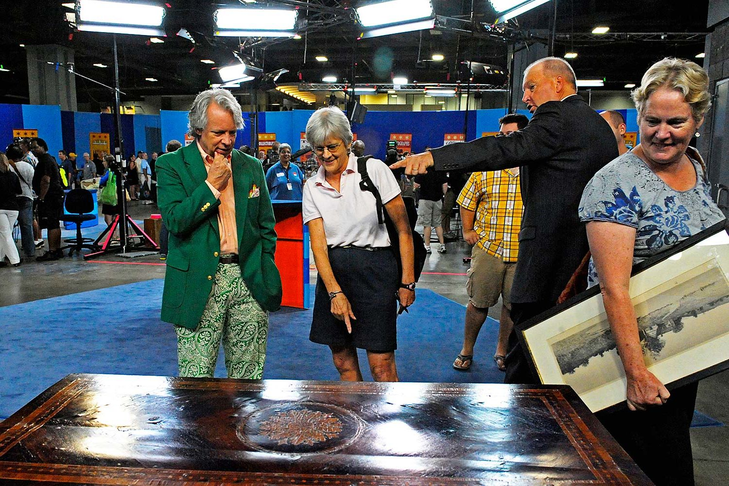 How to Get Tickets to Appear on Antiques Roadshow