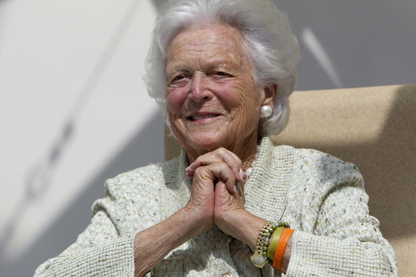 'He Held Her Hand All Day.' George H.W. Bush 'Broken-Hearted' After the Death of Barbara Bush