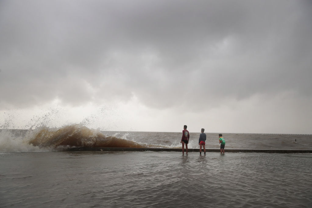 Gulf Coast Faces Flood and Tornado Risks Even As Barry Weakens