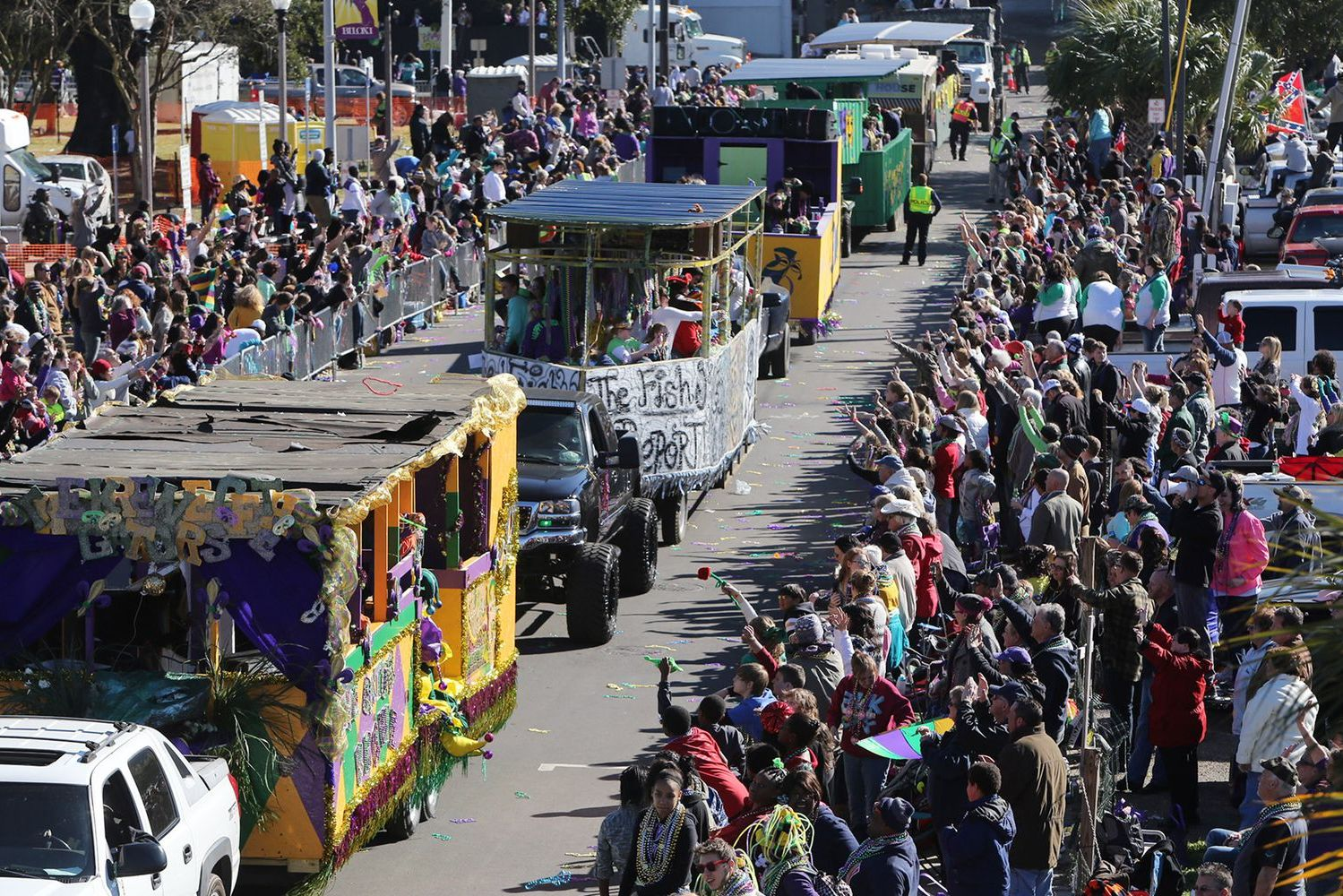 Mardi Gras 2018: Best Celebrations Outside New Orleans