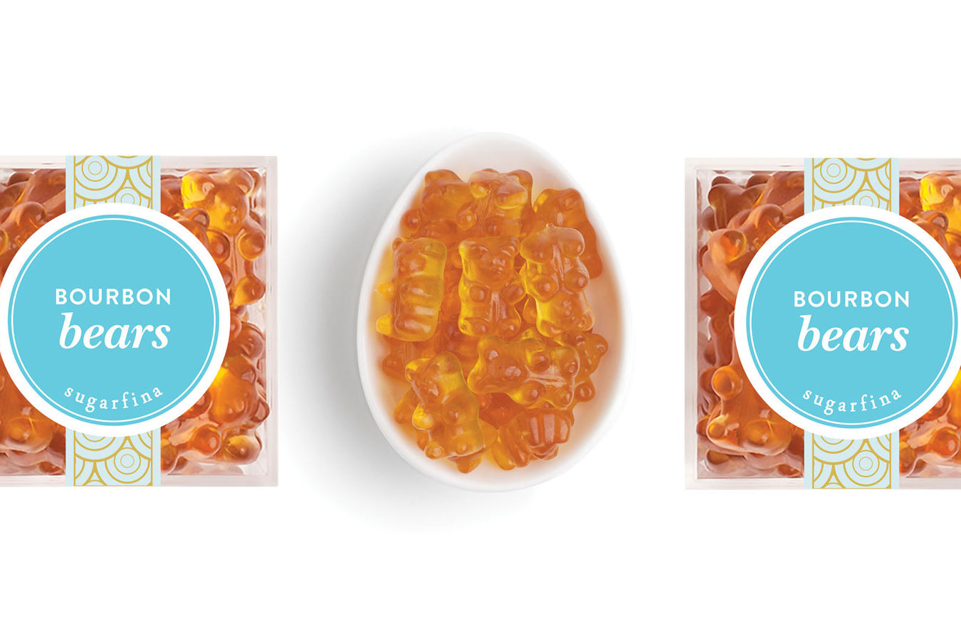 Bourbon Gummy Bears Are Your Dad's New Favorite Candy