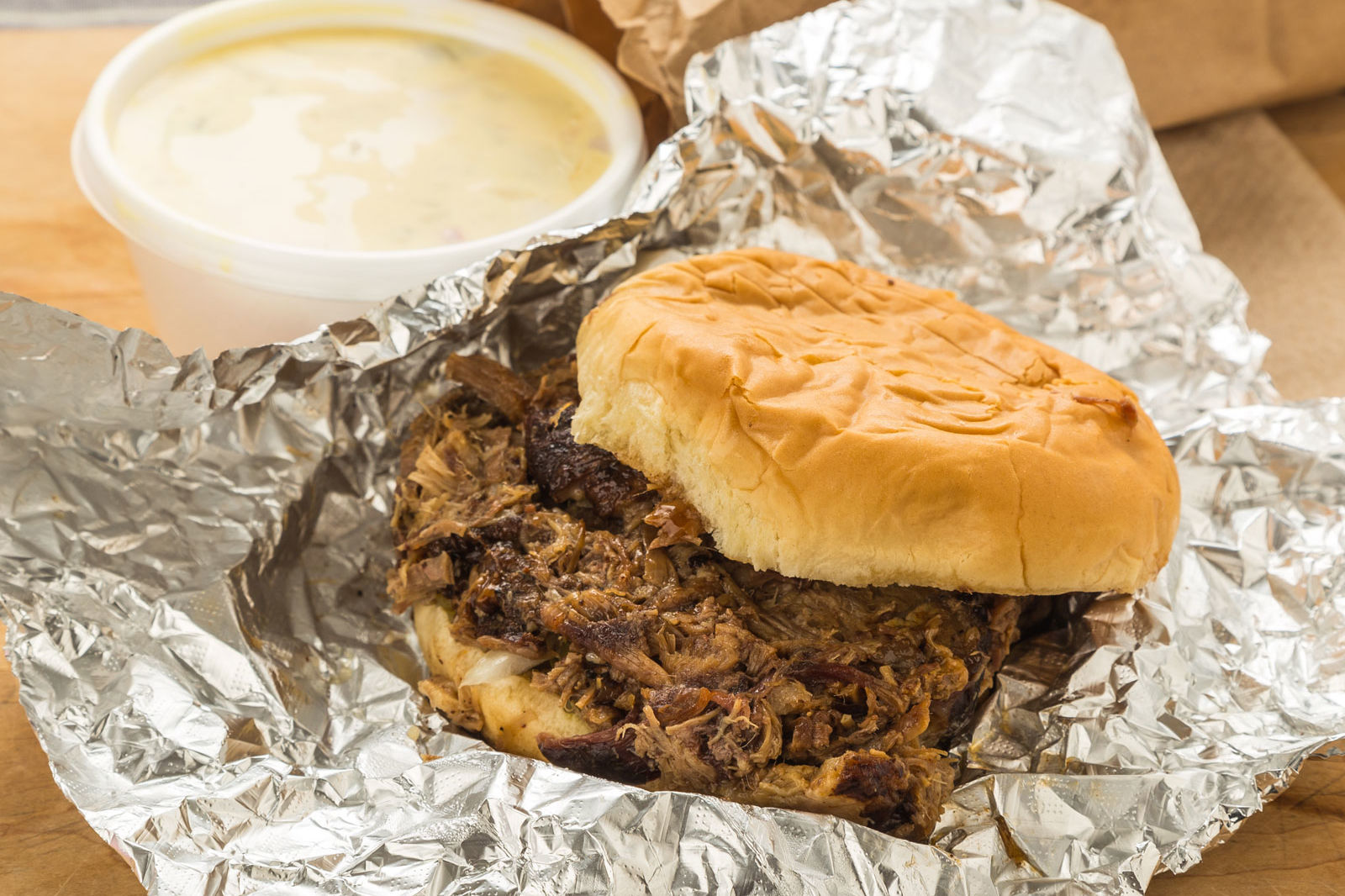 The Brisket at This Gas Station in Texas Is Probably Better Than the Barbecue Where You Live