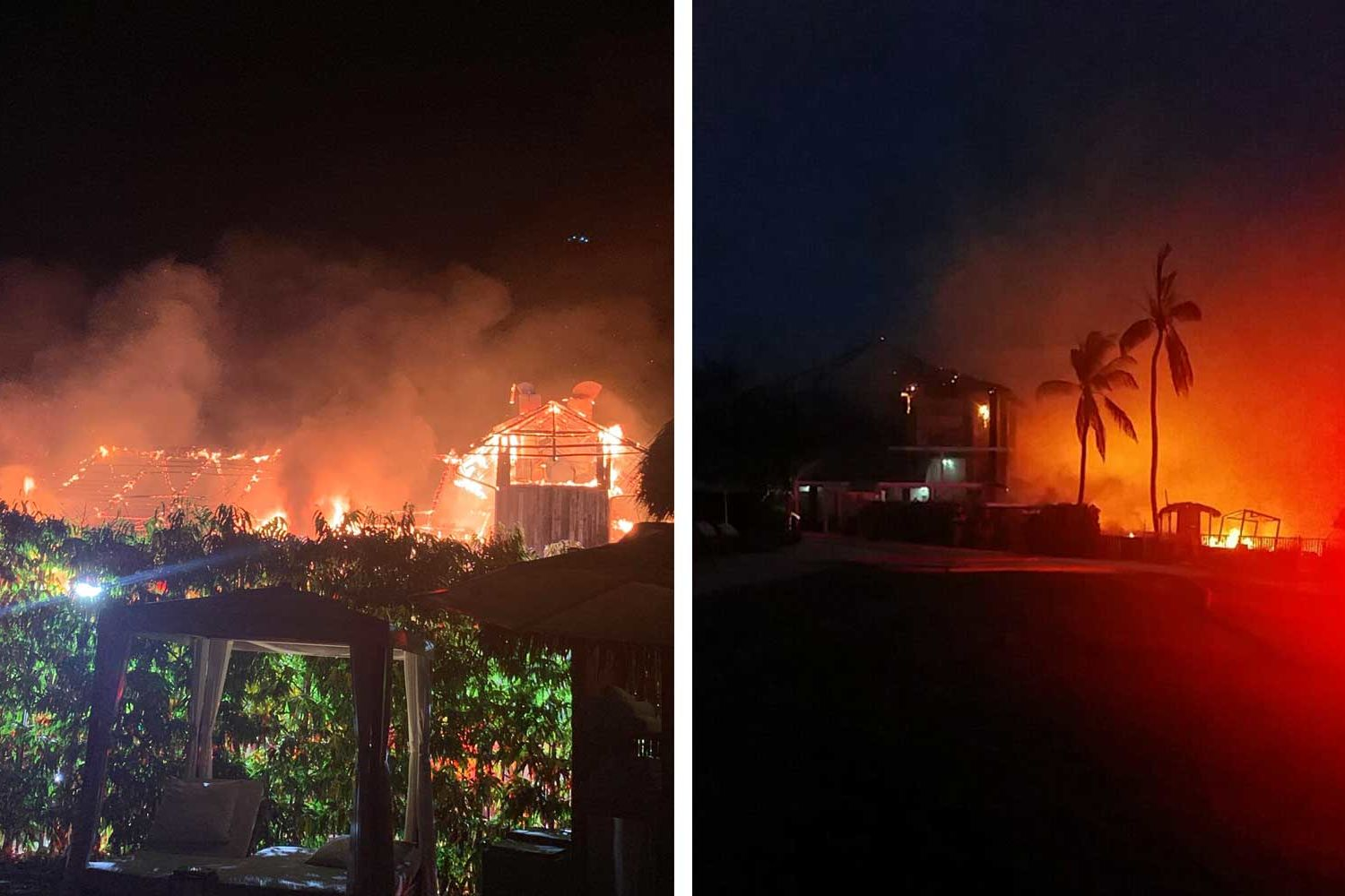 Massive Fire Reported at First All-inclusive Resort in the Florida Keys