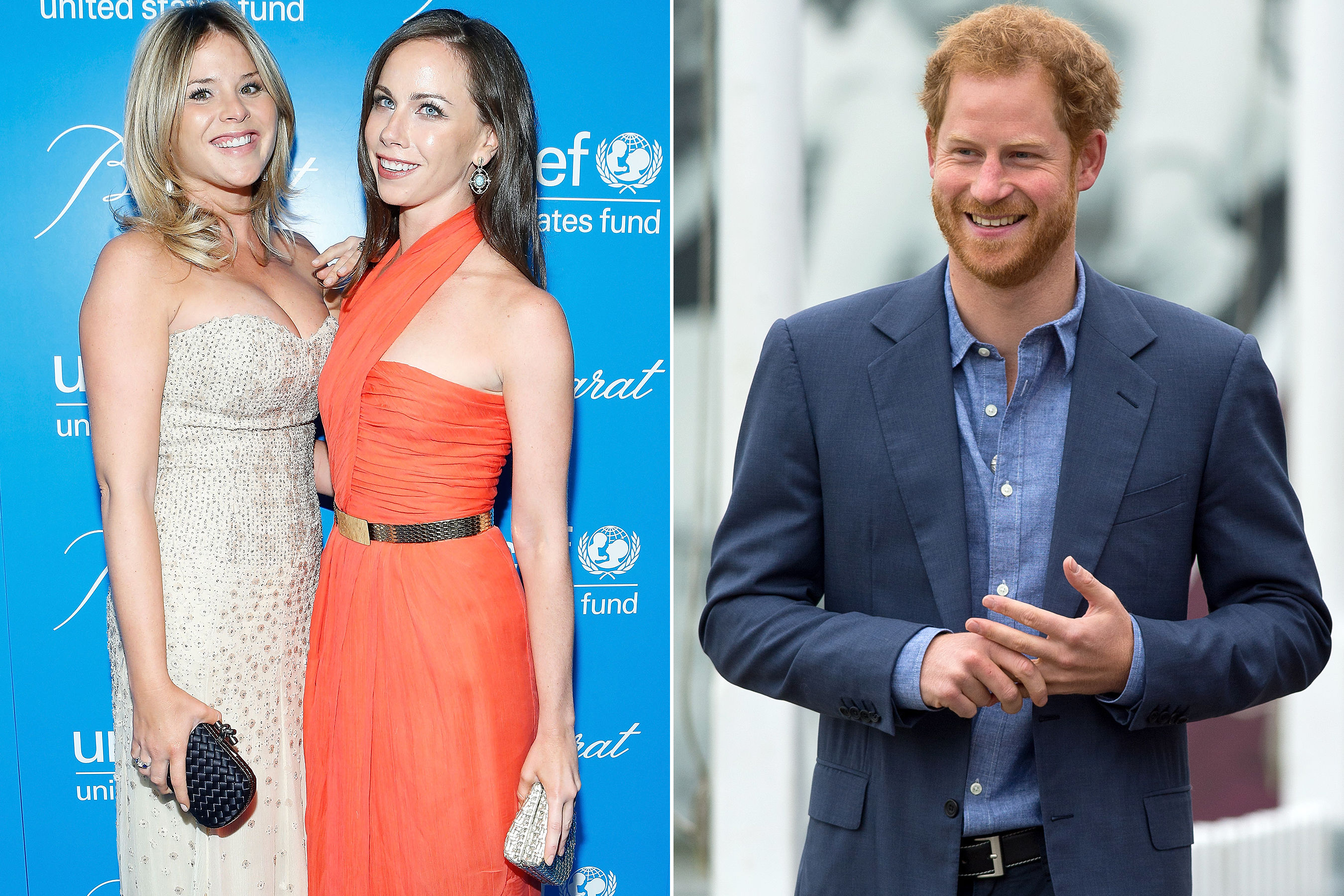 Jenna Bush Hager Blames Sunglasses for Failed Matchmaking Attempt Between Sister and Prince Harry