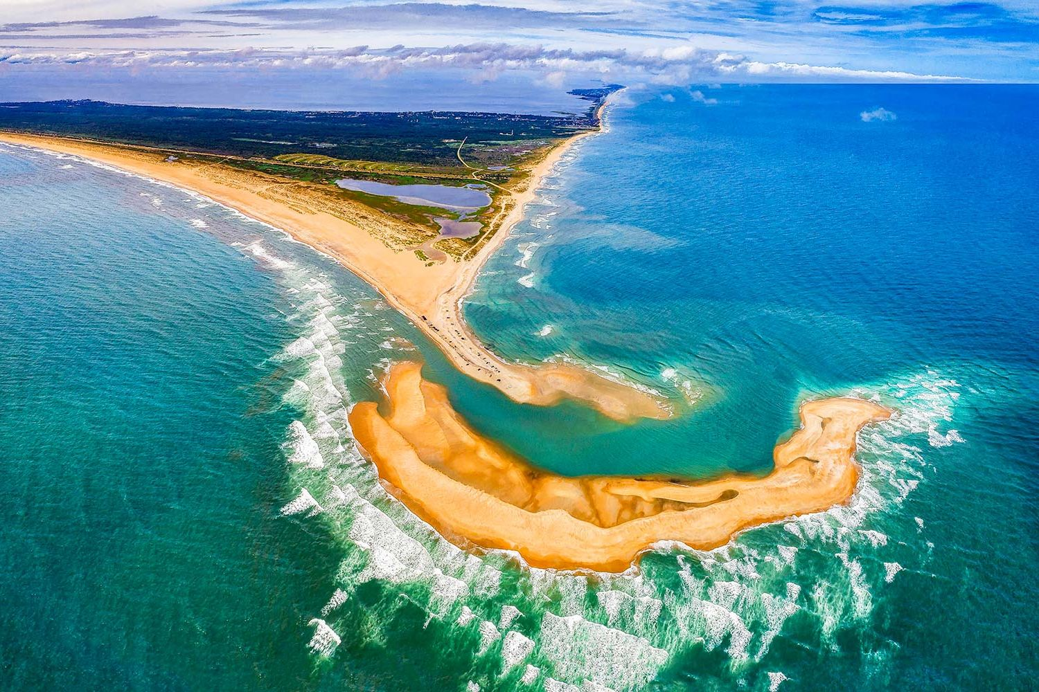 You Can't Vacation on North Carolina's New Island Quite Yet