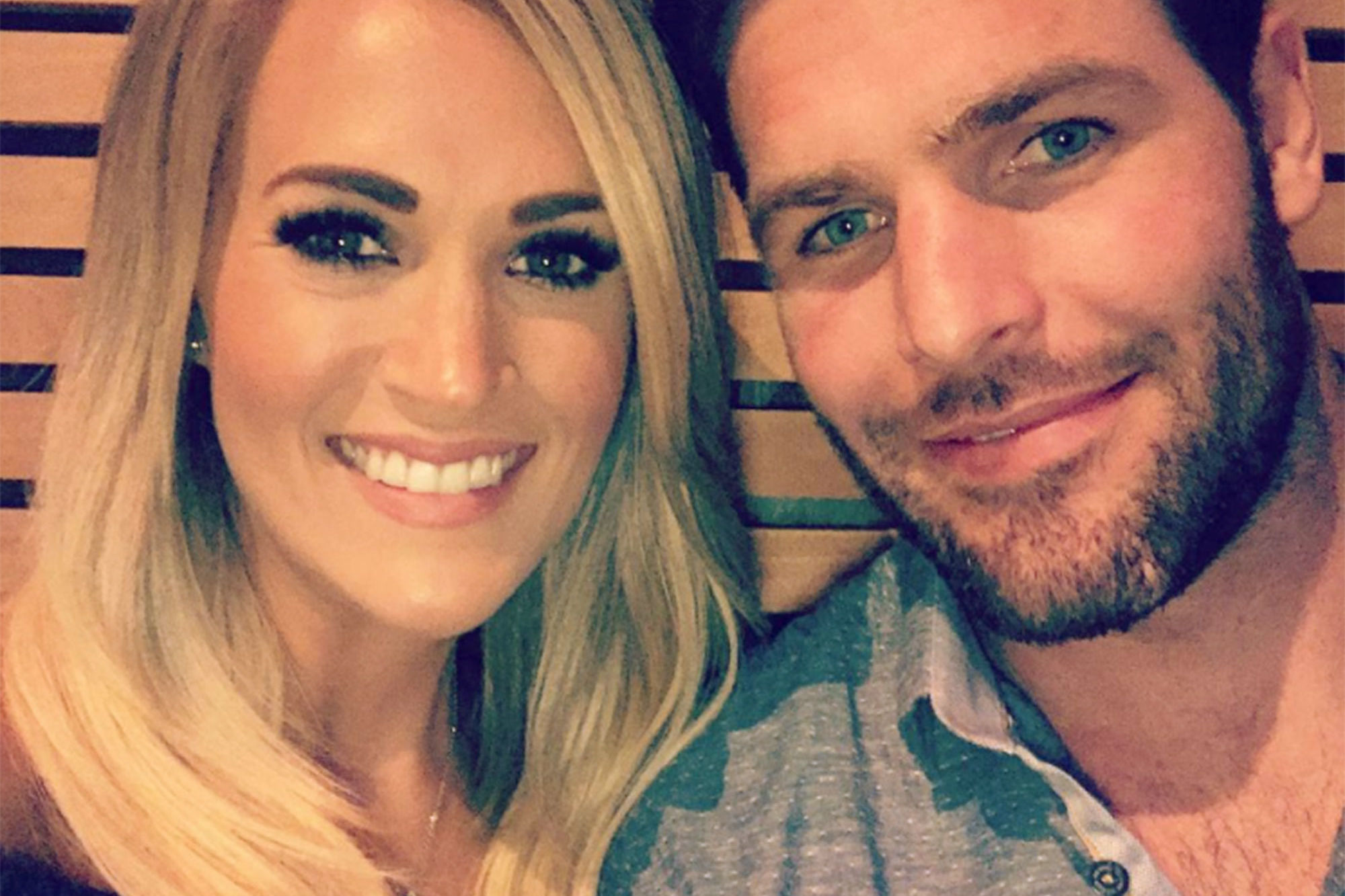 Carrie Underwood and Husband Mike Fisher Celebrate 7-Year Wedding Anniversary