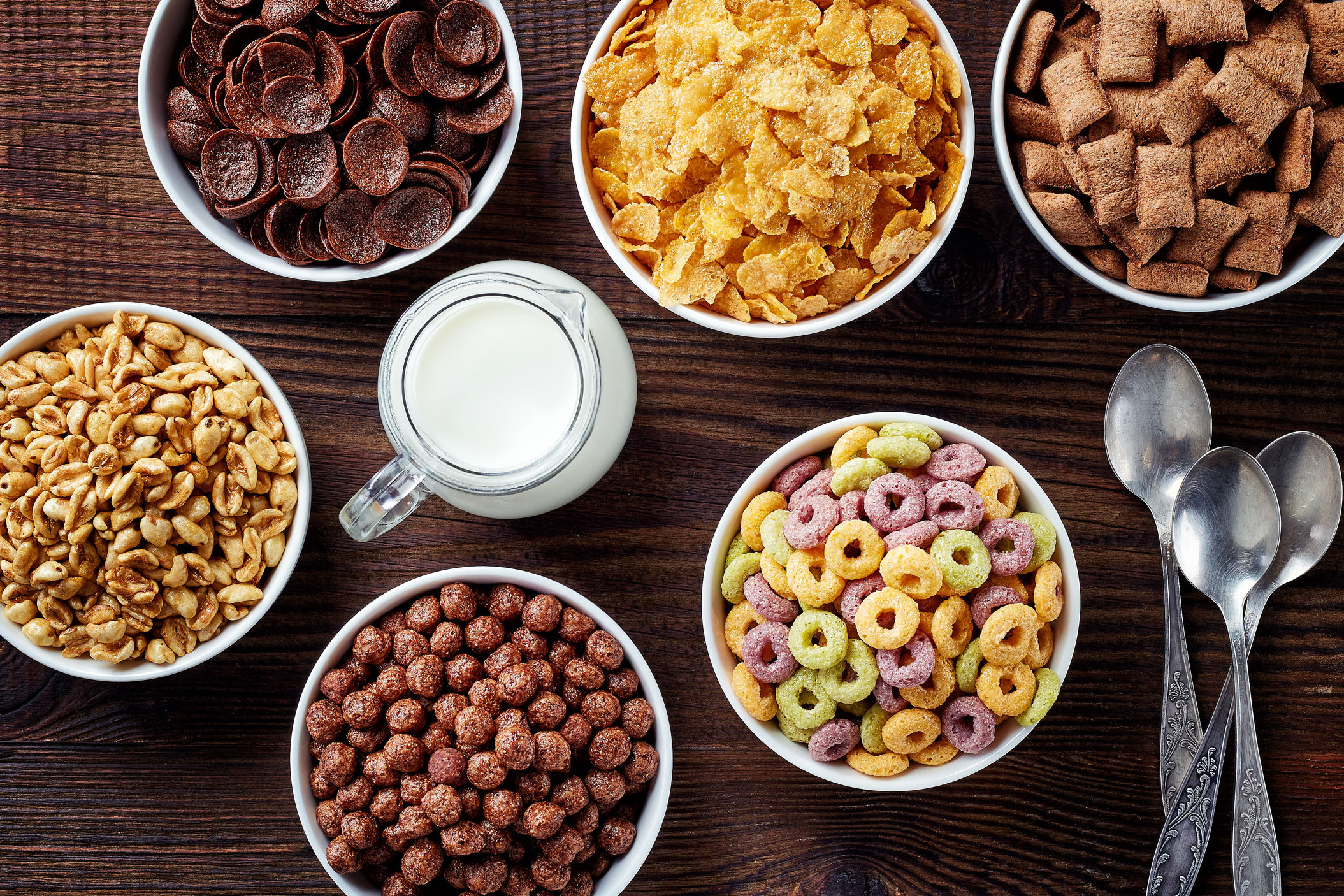 The Most Popular Cereal in Every State, According to Google