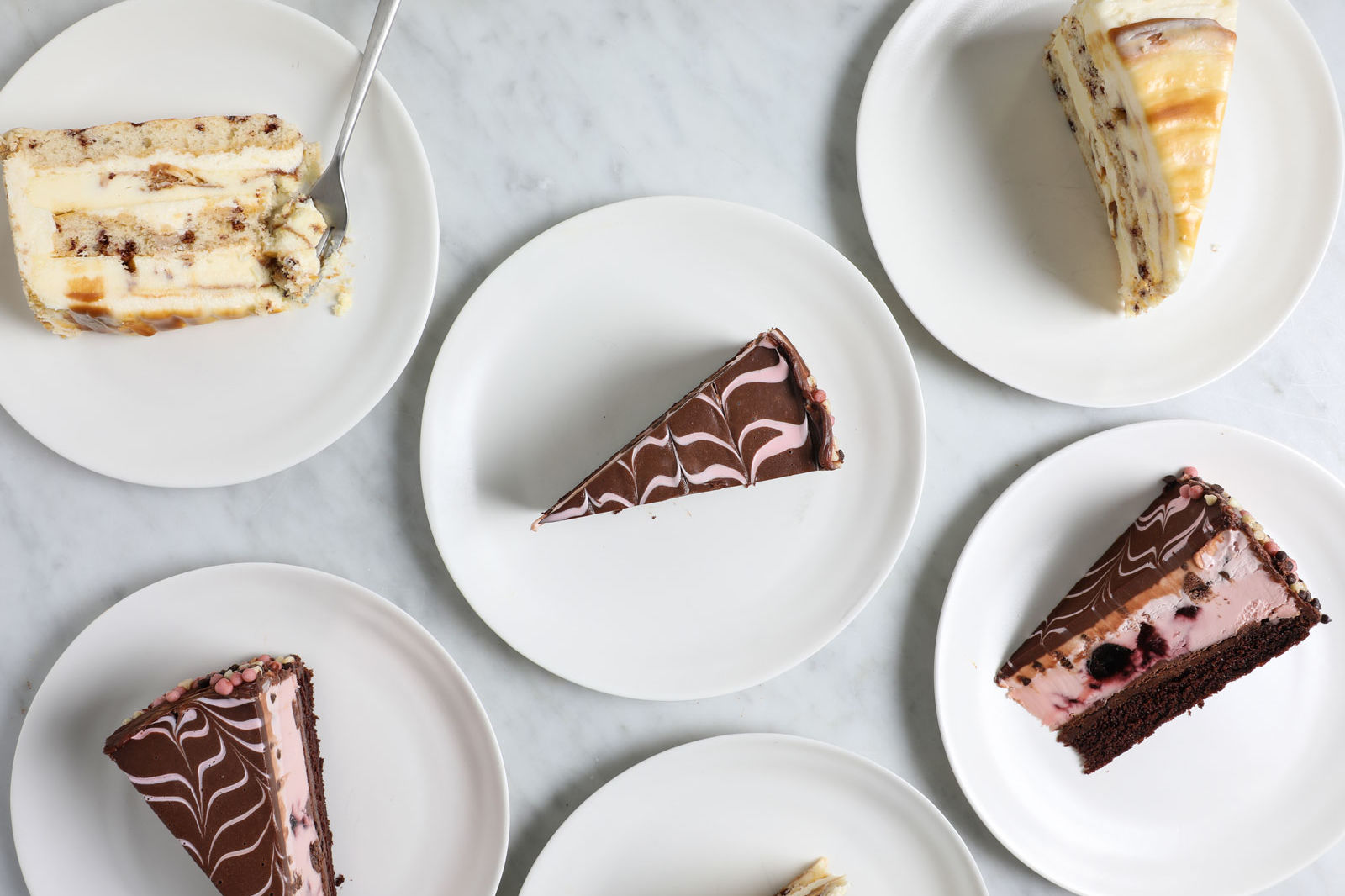 The Cheesecake Factory Has Two New Cheesecake Flavors, and Cinnabon Is Involved