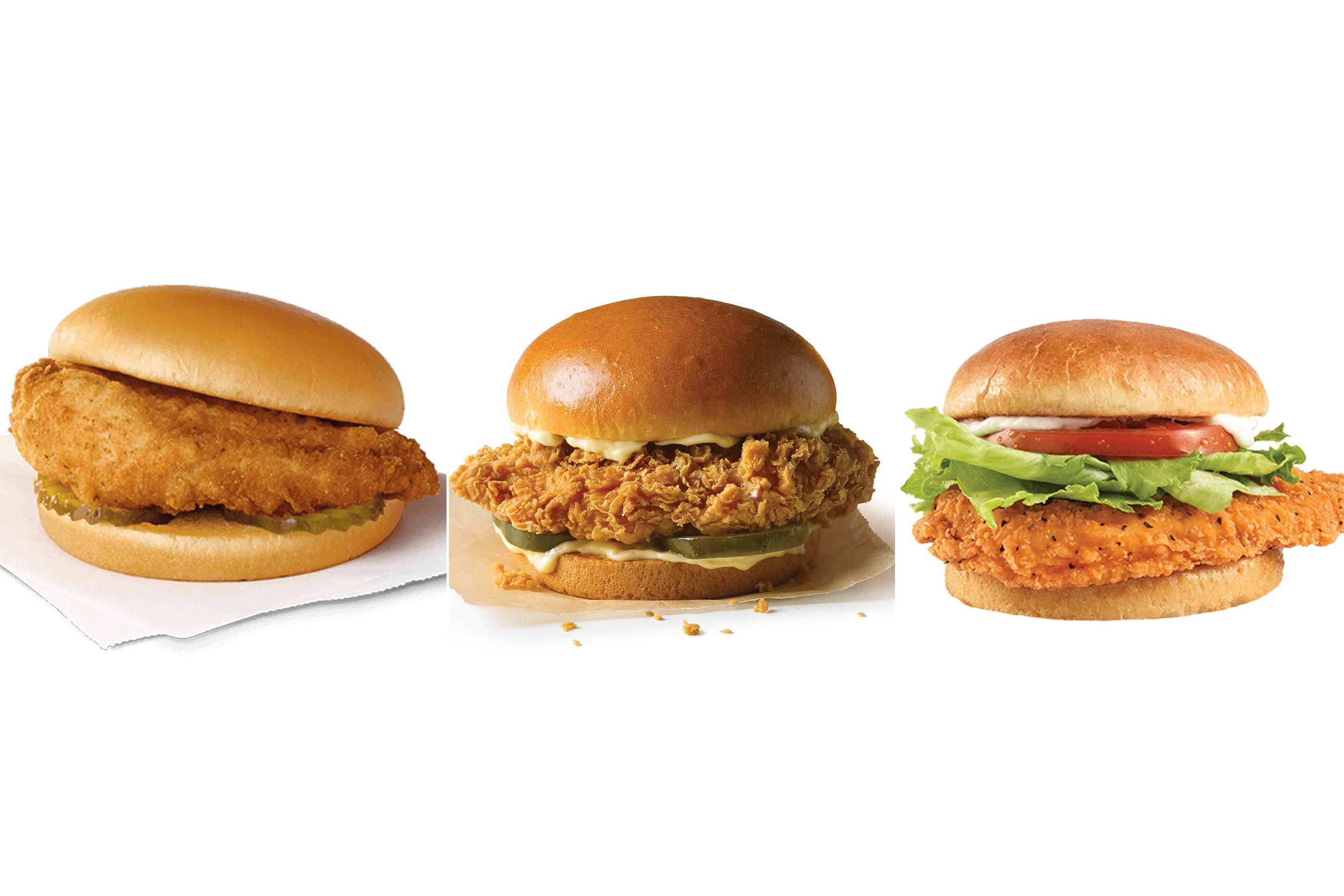 Popeyes Hilariously Starts a Feud with Chick-fil-A Over the Best Chicken Sandwich & Wendy's Joins in