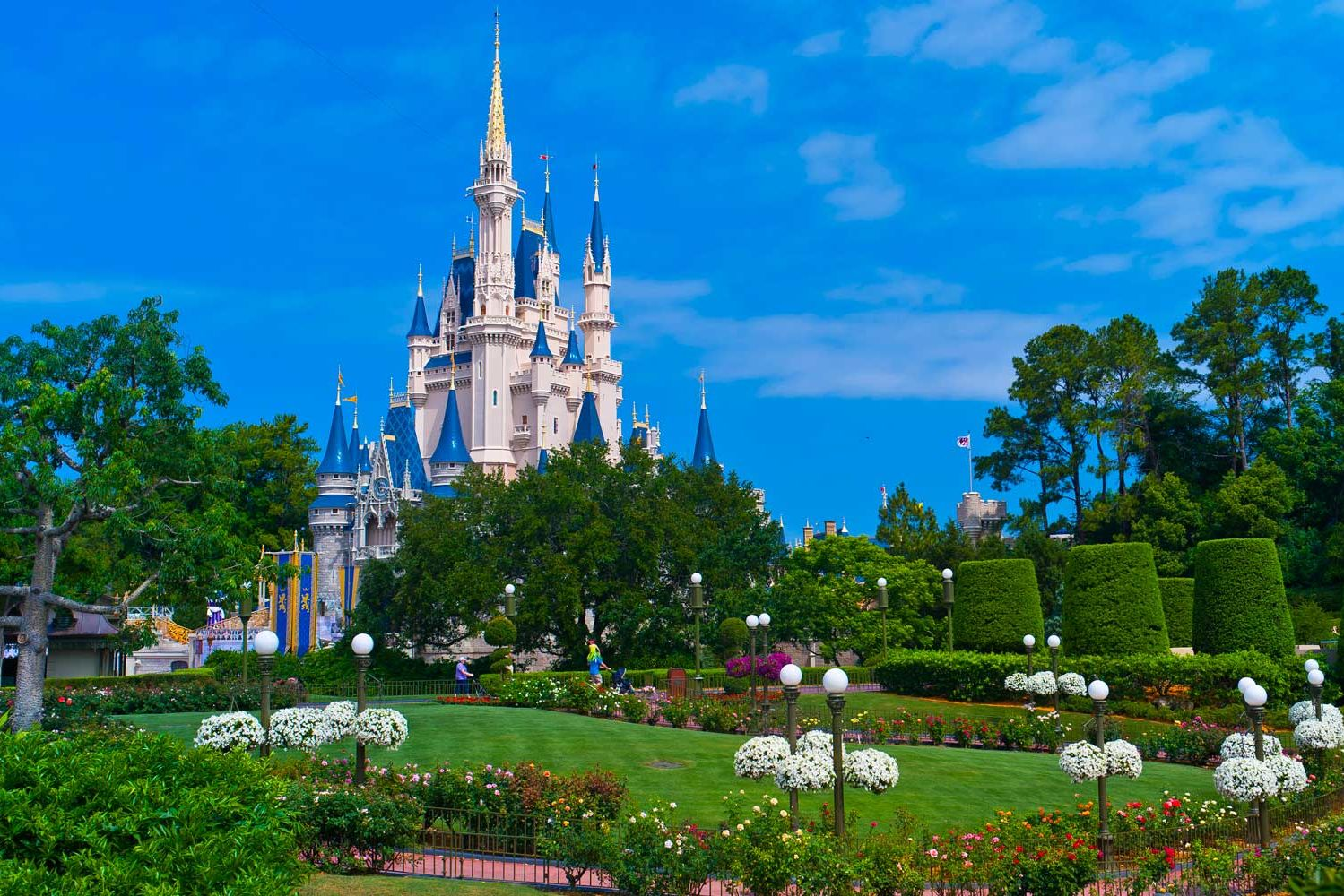 Disney's Cinderella's Castle Has a Secret Suite and You Could Win a Night's Stay