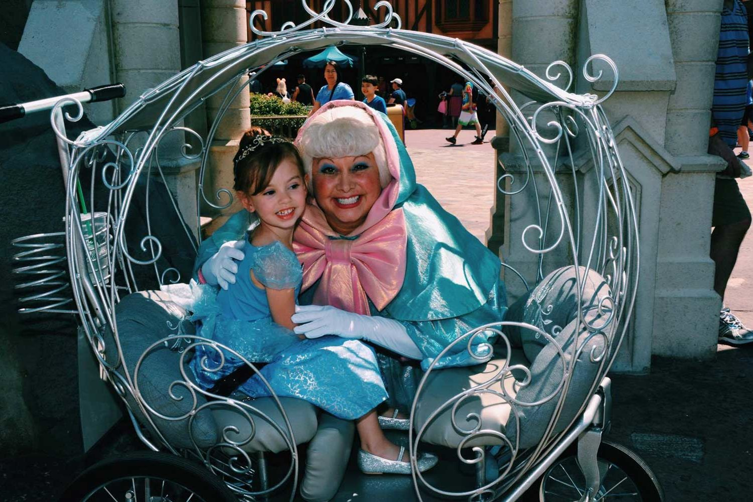 You Can Now Rent Tiny Cinderella Carriage Strollers at Walt Disney World