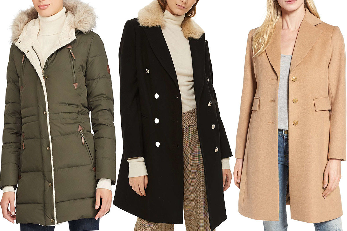 9 of This Season's Most Covetable Coats and Jackets to Score on Sale at Nordstrom