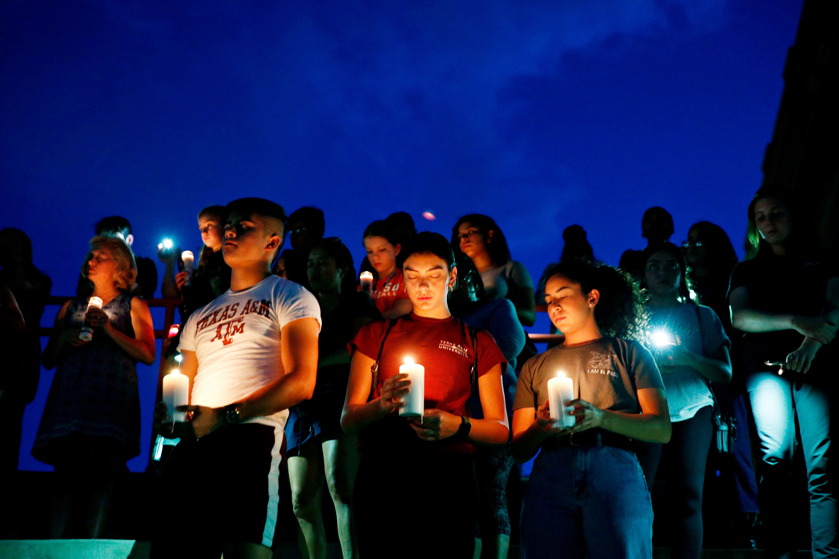 Funerals for Walmart Shooting Victims Will Be Free, Says Non-Profit: 'This Is How El Paso Rolls'