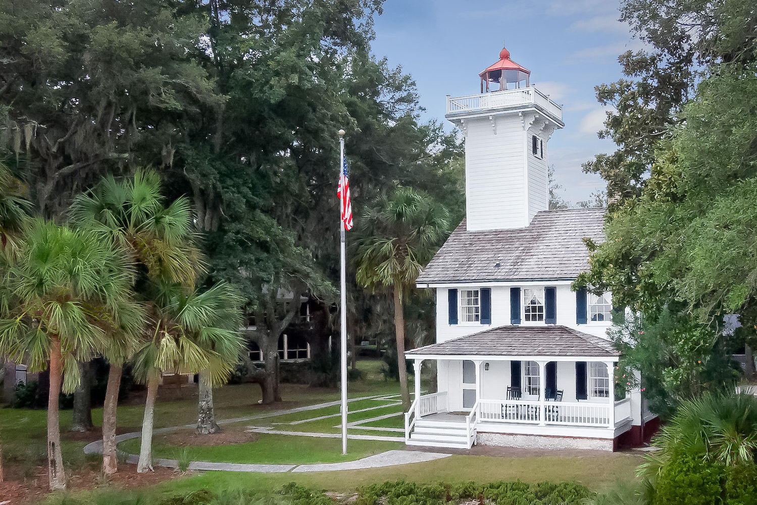 Stay the Night at This Adorable Lighthouse and You Might Meet Its 'Friendly Ghost'